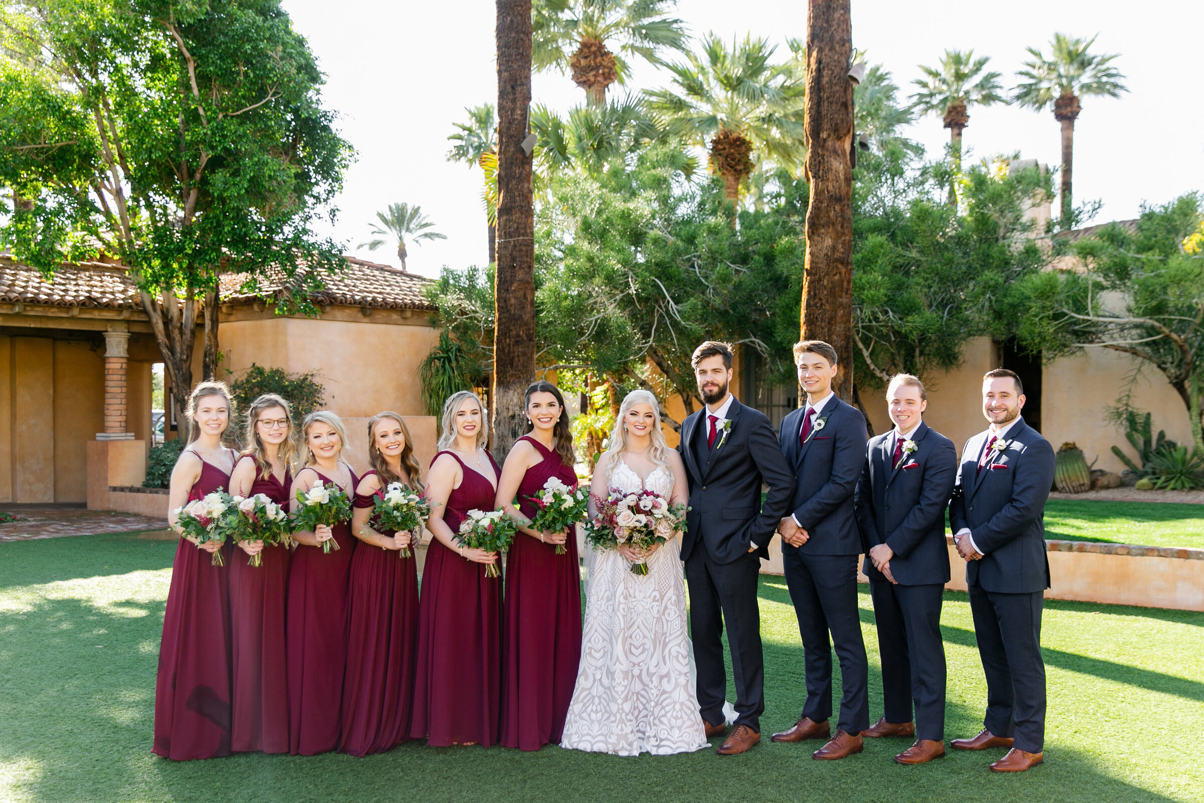 Karlie Colleen Photography - The Royal Palms Wedding - Some Like It Classic - Alex & Sam-254