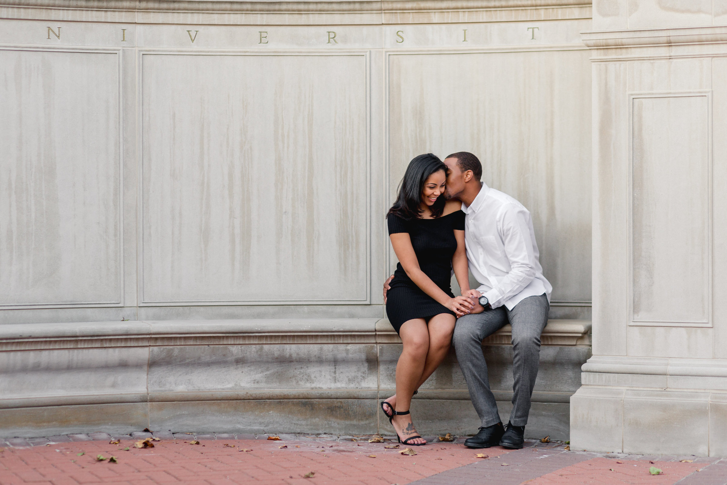 christopher newport university engagement session newport news va-9