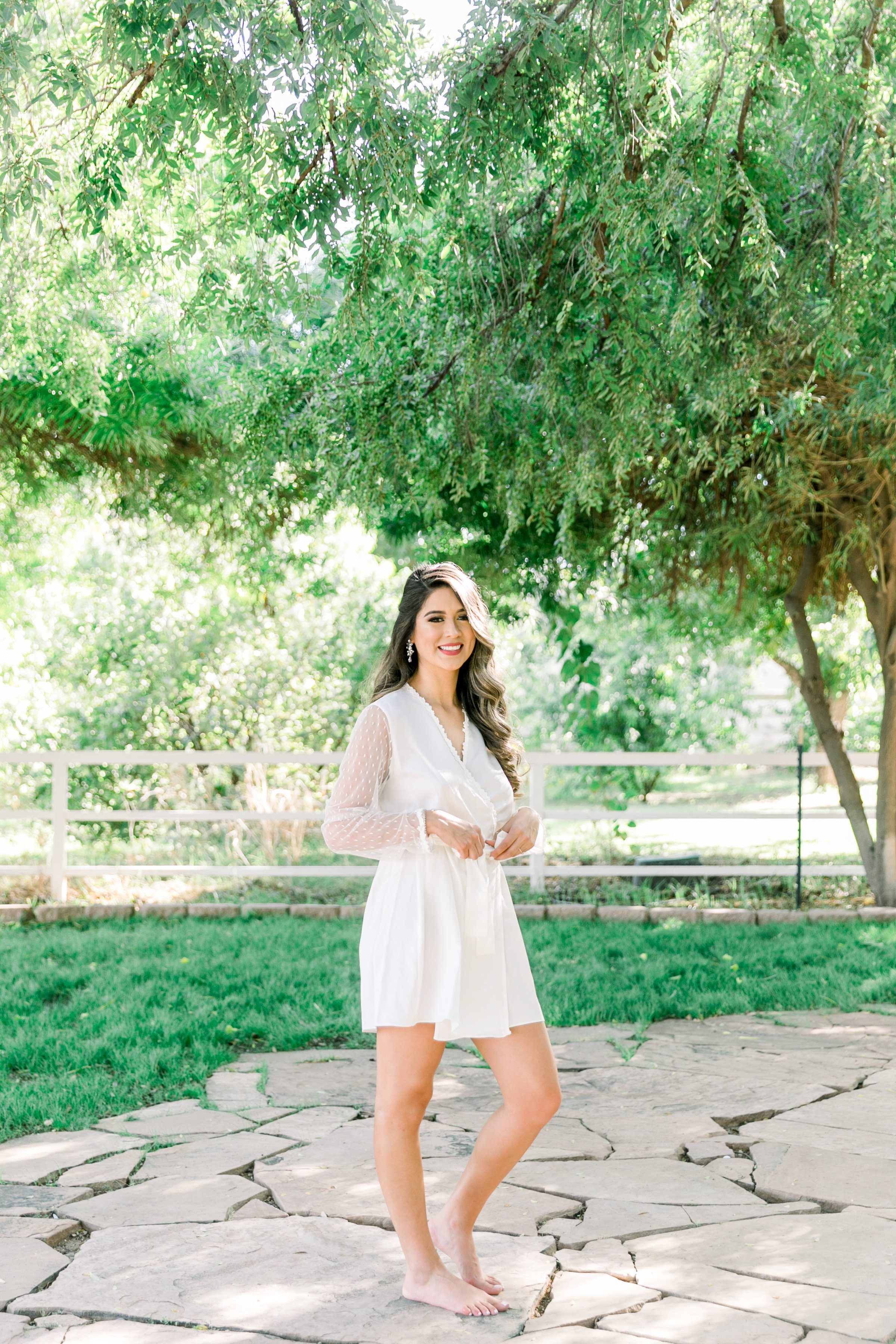 Karlie Colleen Photography - Phoenix Arizona - Farm At South Mountain Venue - Vanessa & Robert-86
