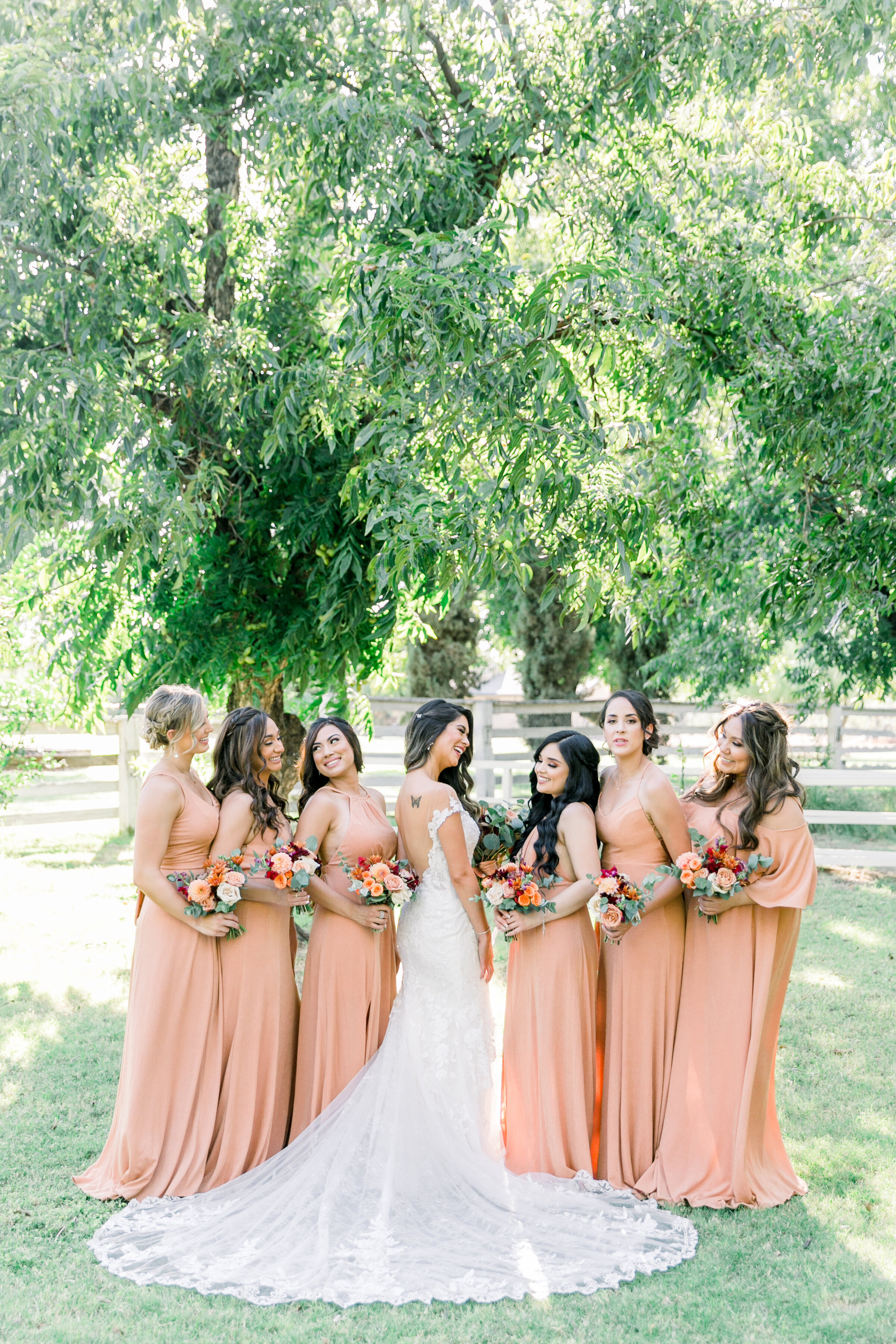 Karlie Colleen Photography - Phoenix Arizona - Farm At South Mountain Venue - Vanessa & Robert-177
