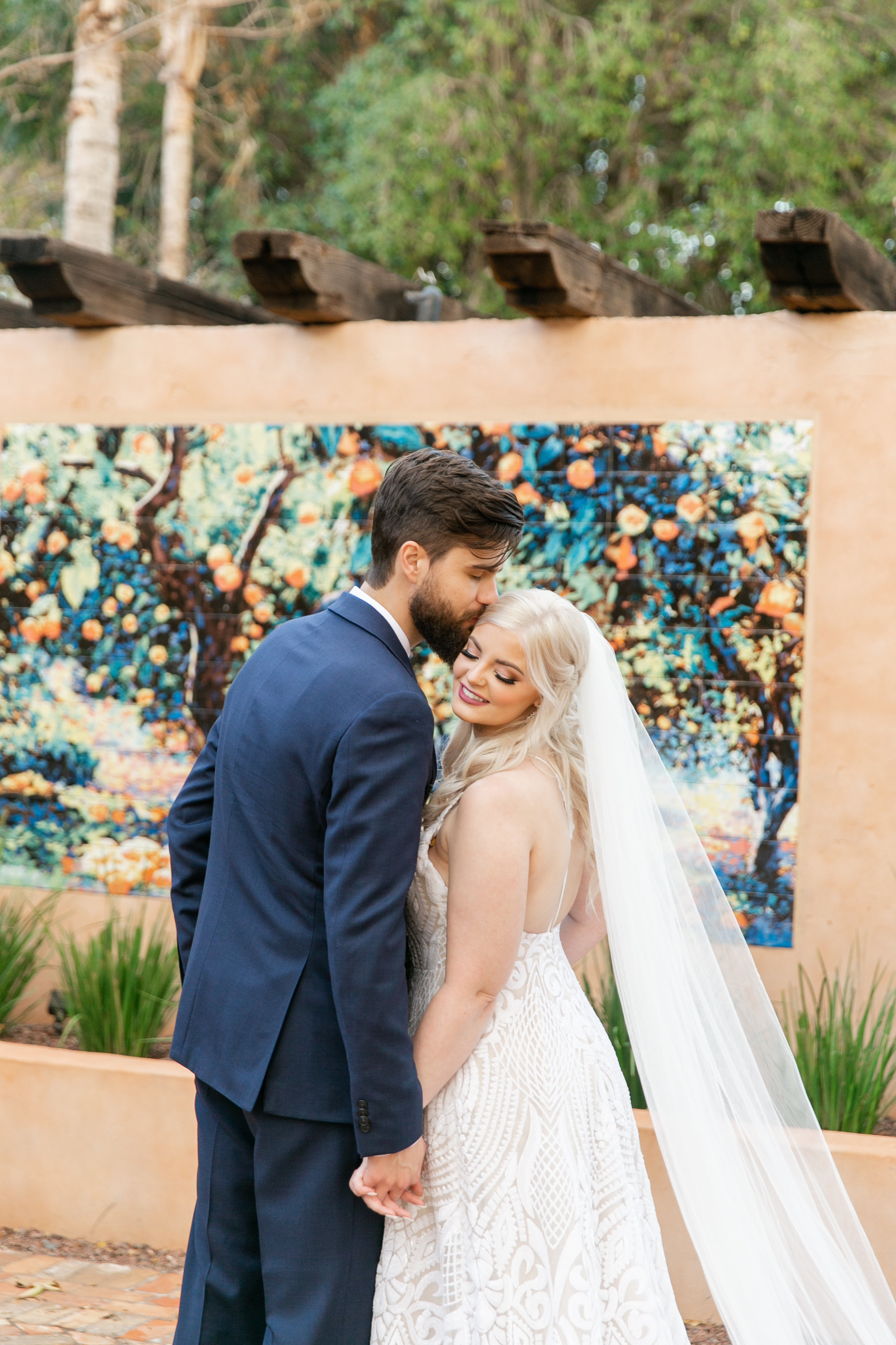 Karlie Colleen Photography - The Royal Palms Wedding - Some Like It Classic - Alex & Sam-526