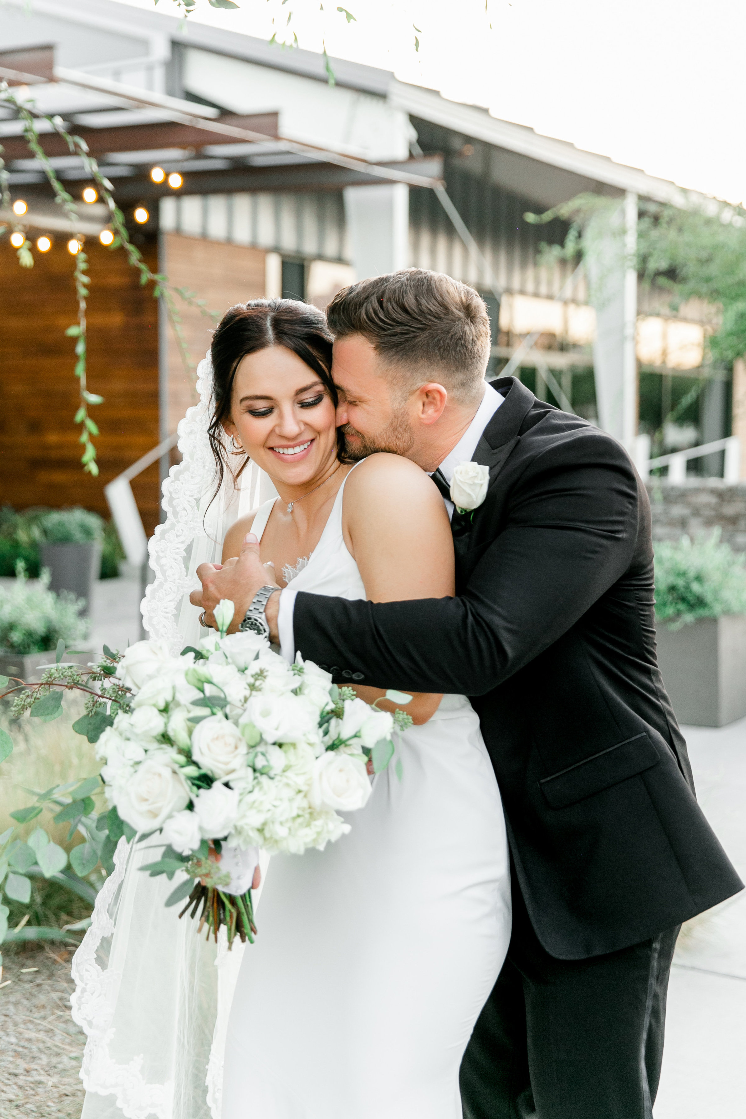 Karlie Colleen Photography - Arizona Wedding Photographer - The Clayton House - Jori & Matt-40