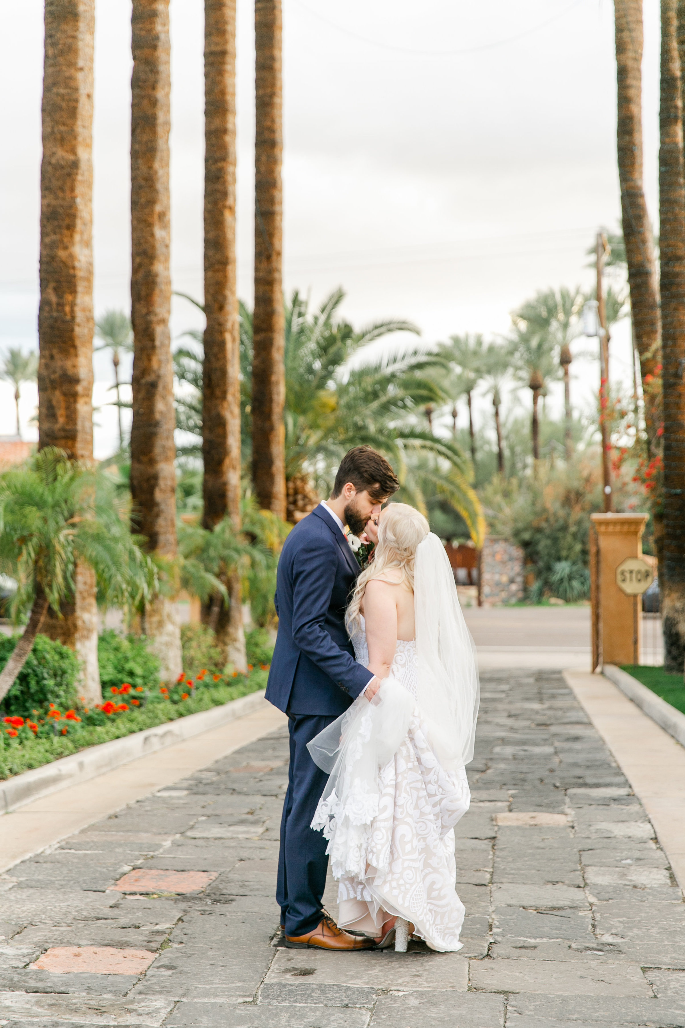 Karlie Colleen Photography - The Royal Palms Wedding - Some Like It Classic - Alex & Sam-576