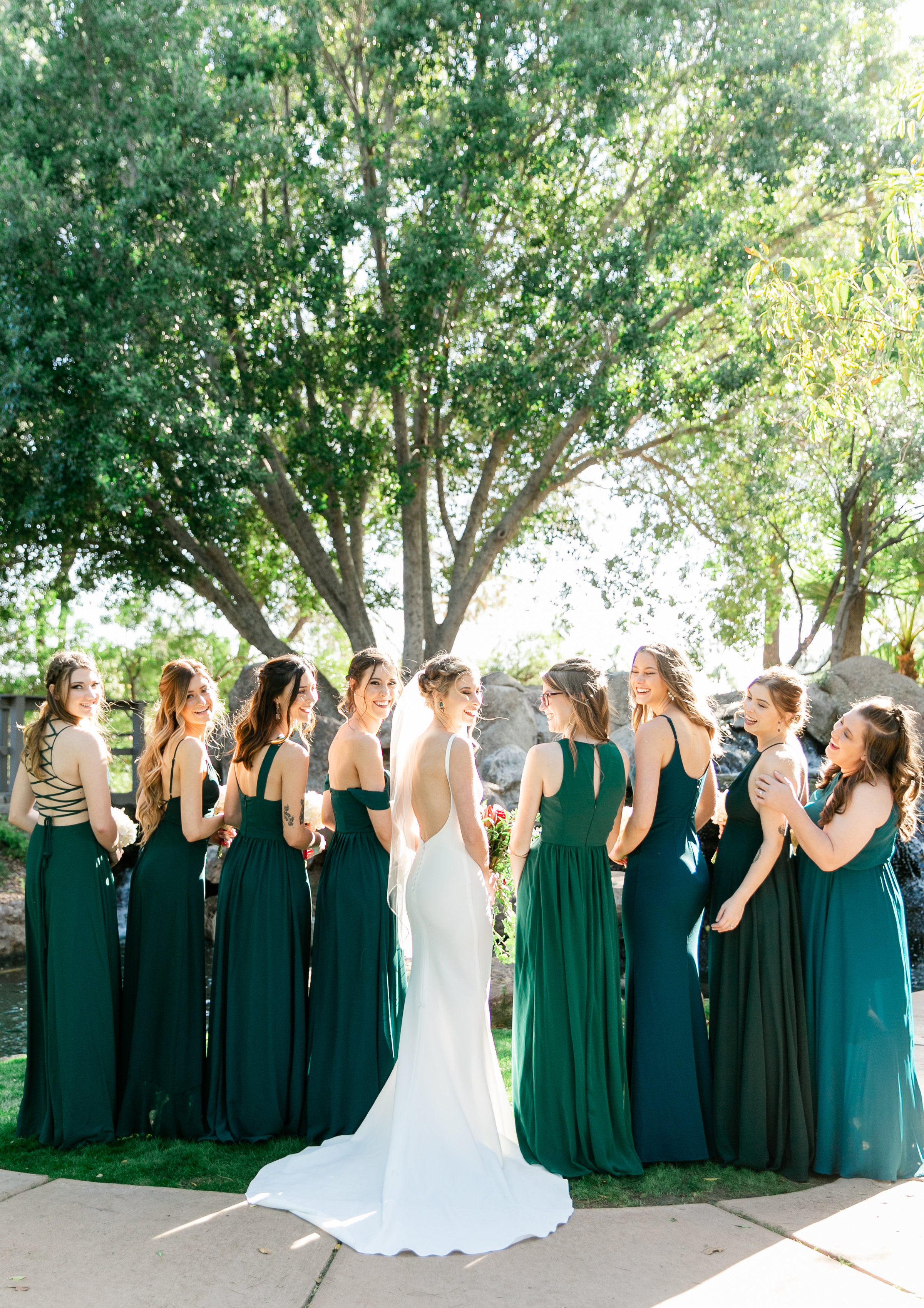 Karlie Colleen Photography - Gilbert Arizona Wedding - Val Vista Lakes - Brynne & Josh-272