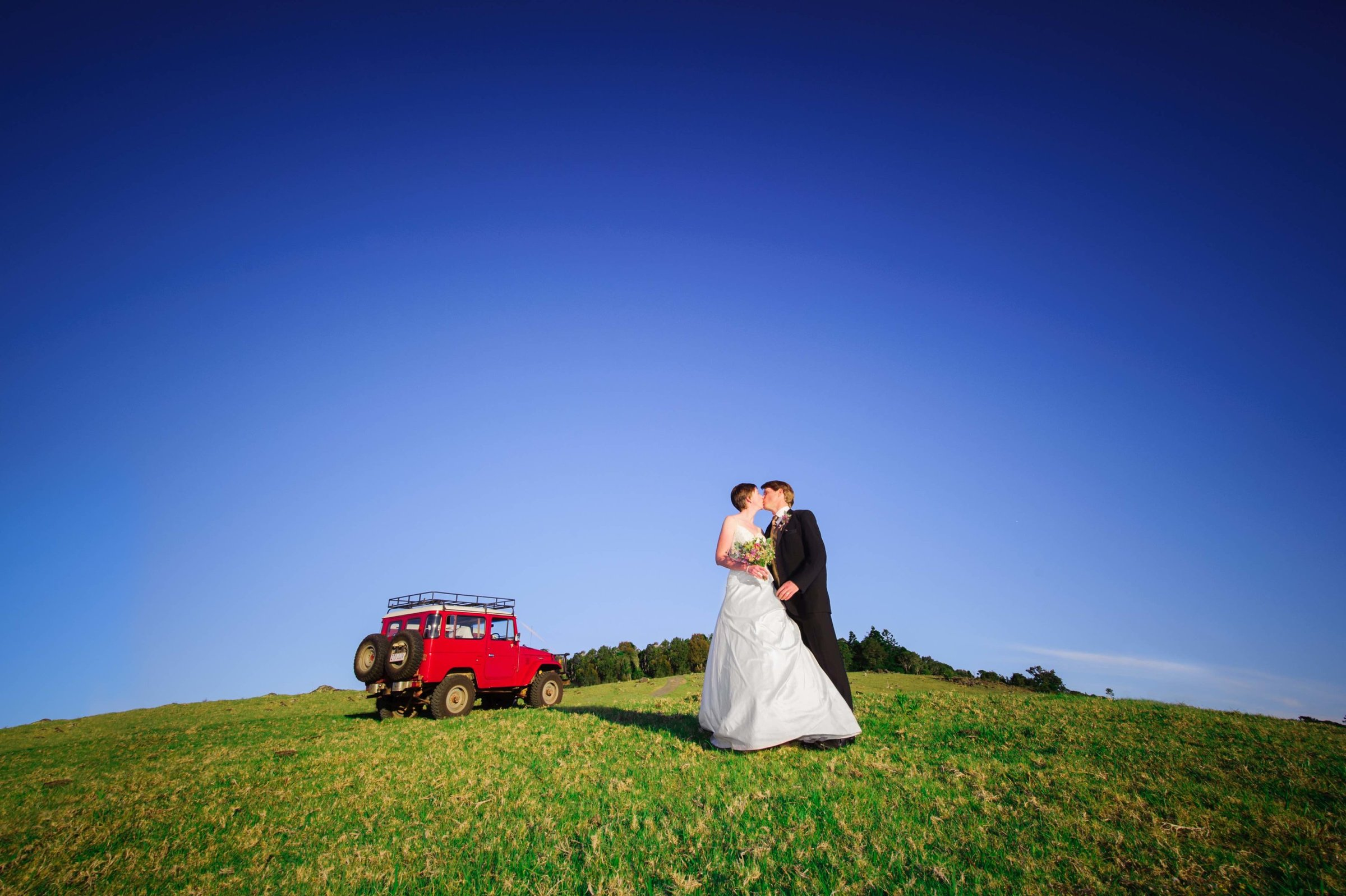 Lukes Bluff Oreillys Sunset Wedding Photography Anna Osetroff