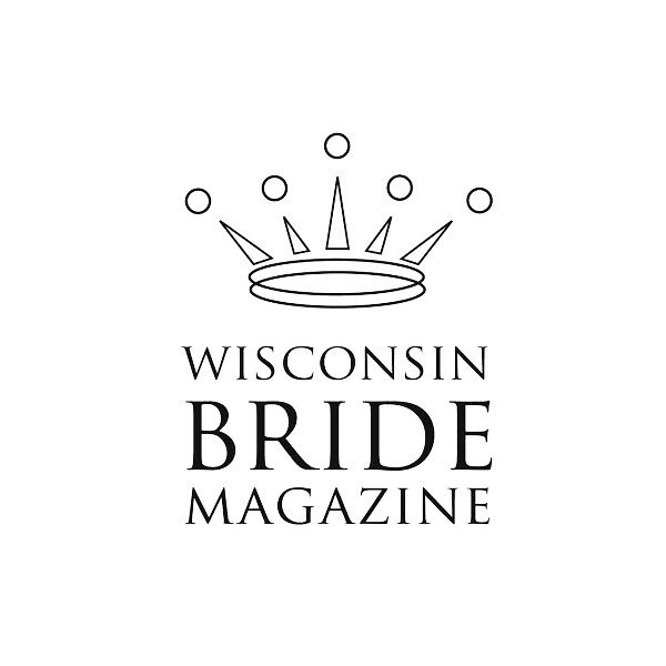 featured in wisconsin bride magazine