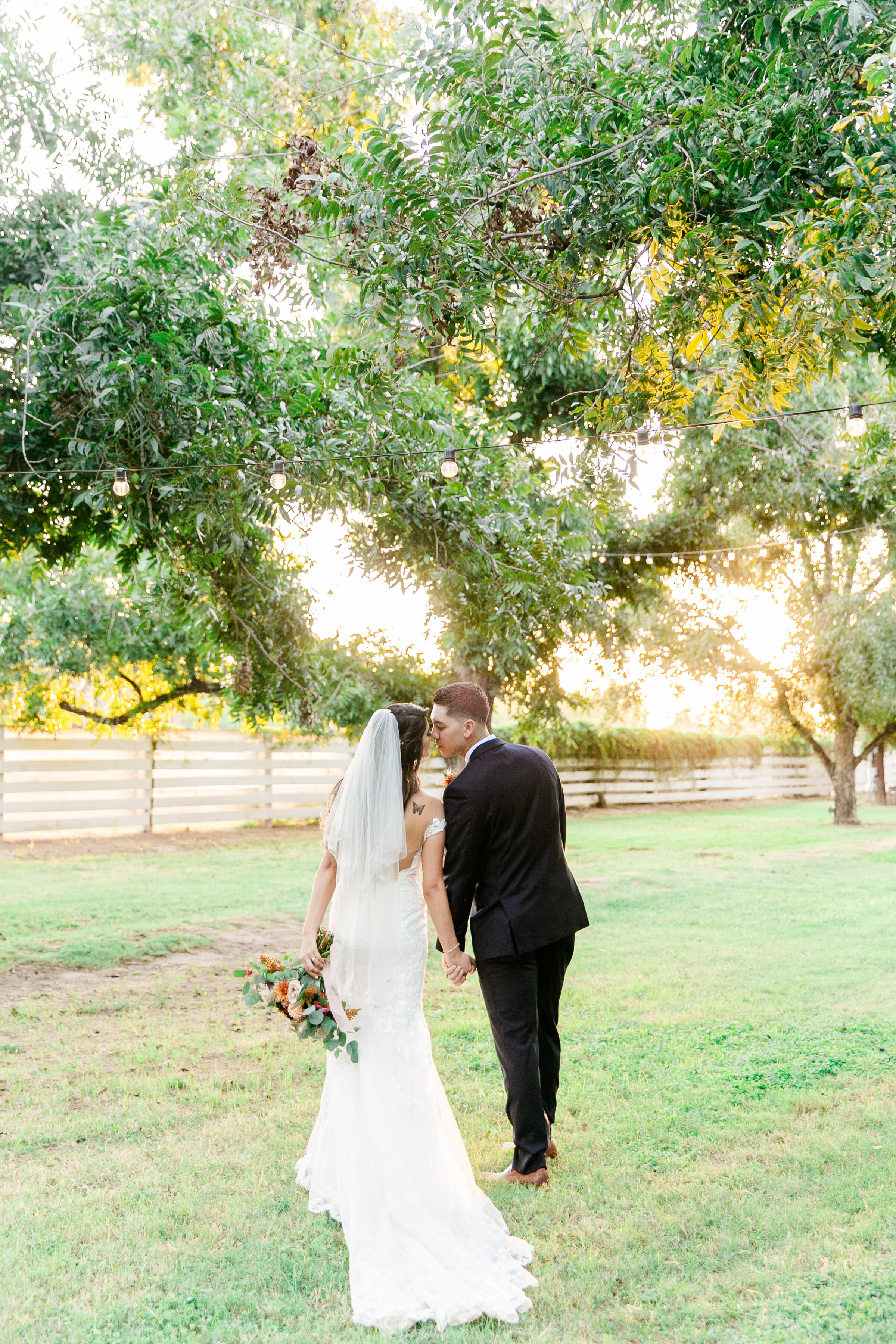 Karlie Colleen Photography - Phoenix Arizona - Farm At South Mountain Venue - Vanessa & Robert-601