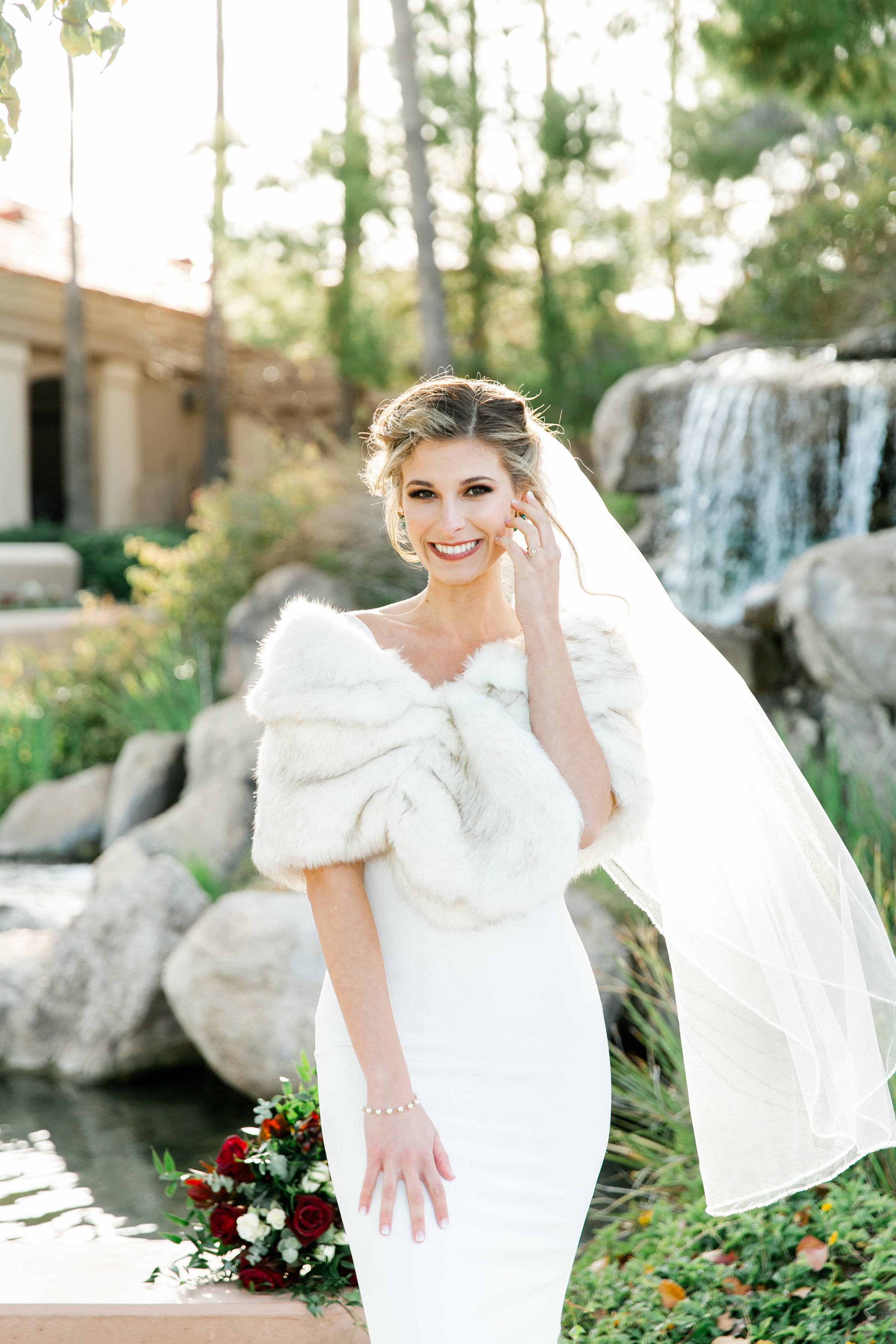 Karlie Colleen Photography - Gilbert Arizona Wedding - Val Vista Lakes - Brynne & Josh-505