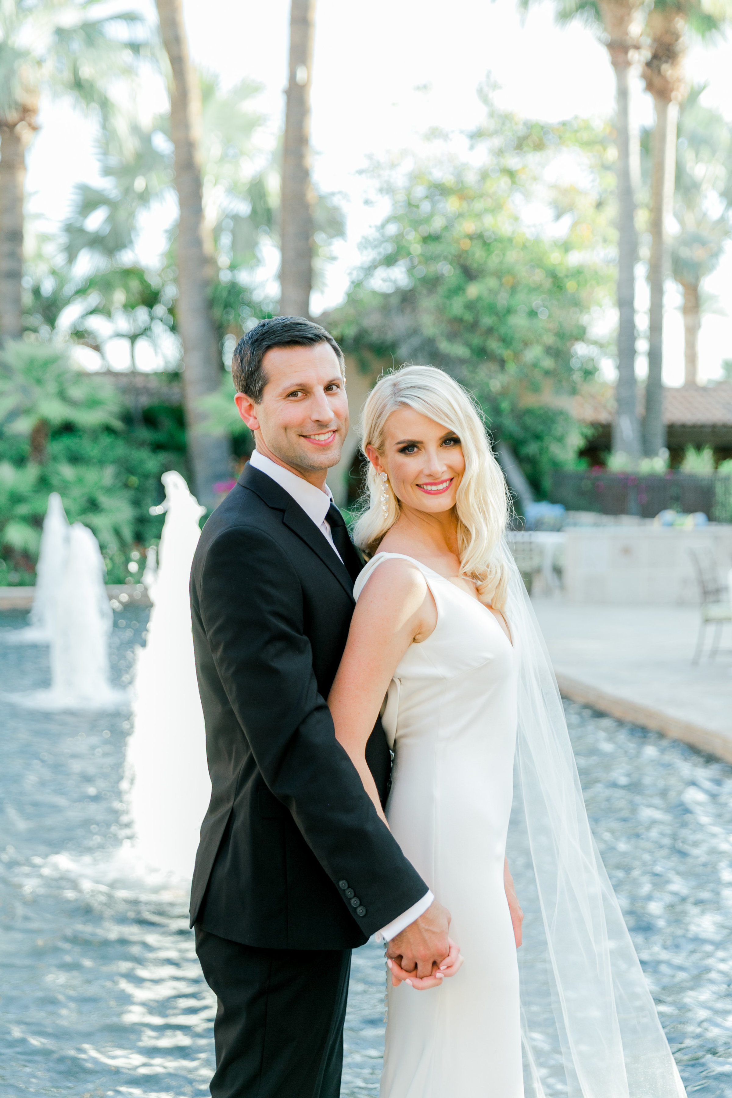 Karlie Colleen Photography - Arizona Wedding - Royal Palms Resort- Alex & Alex-137