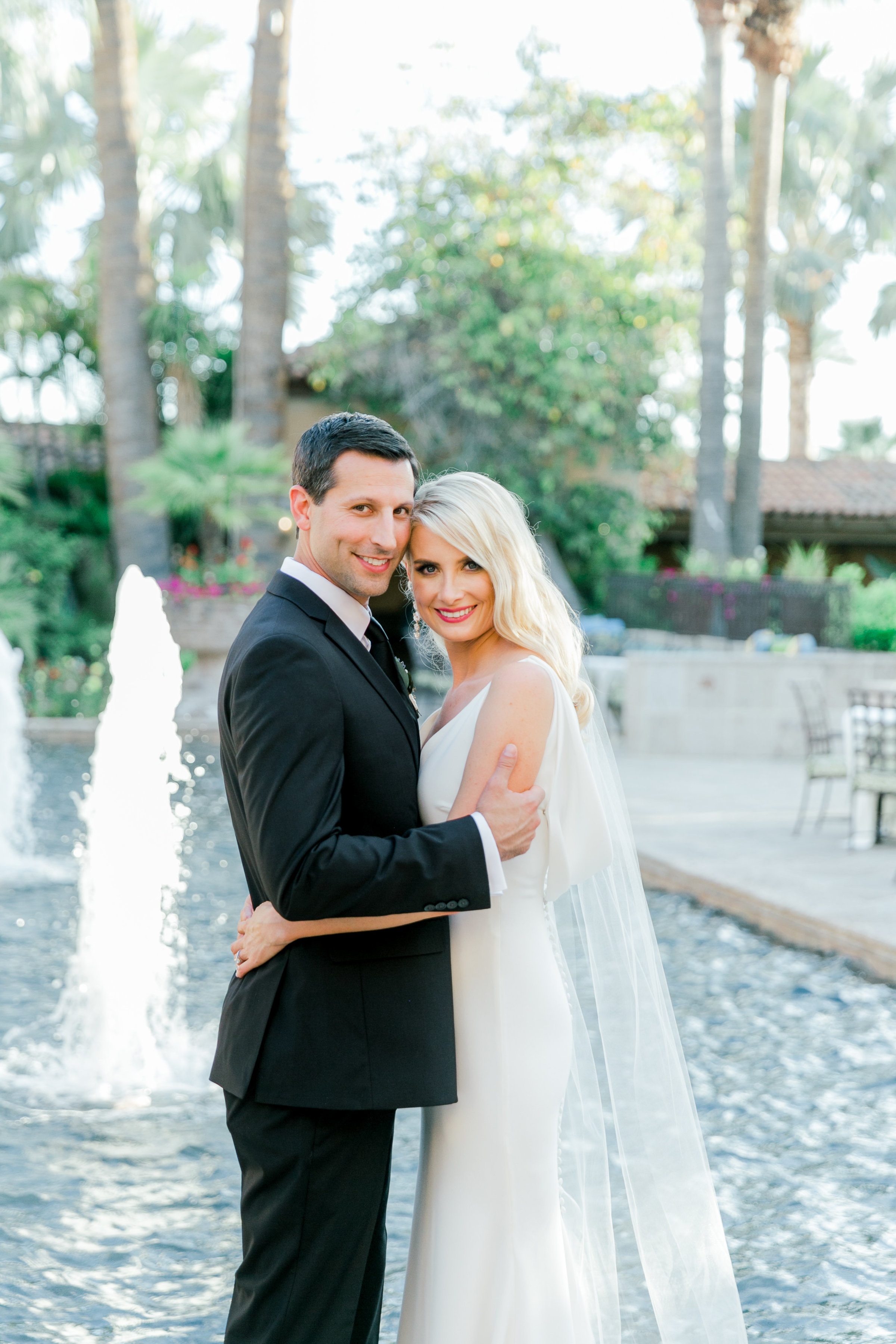 Karlie Colleen Photography - Arizona Wedding - Royal Palms Resort- Alex & Alex-140