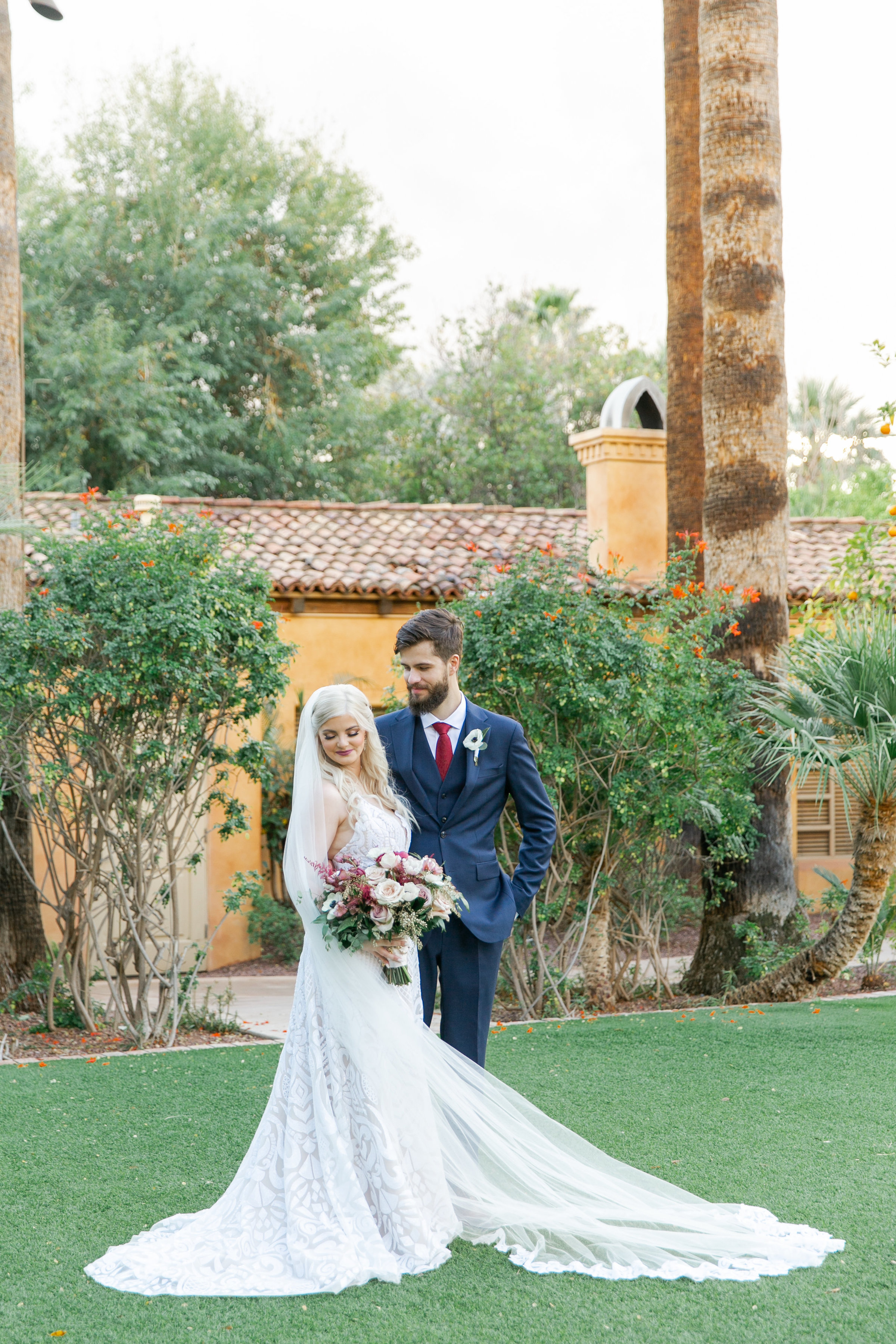 Karlie Colleen Photography - The Royal Palms Wedding - Some Like It Classic - Alex & Sam-483