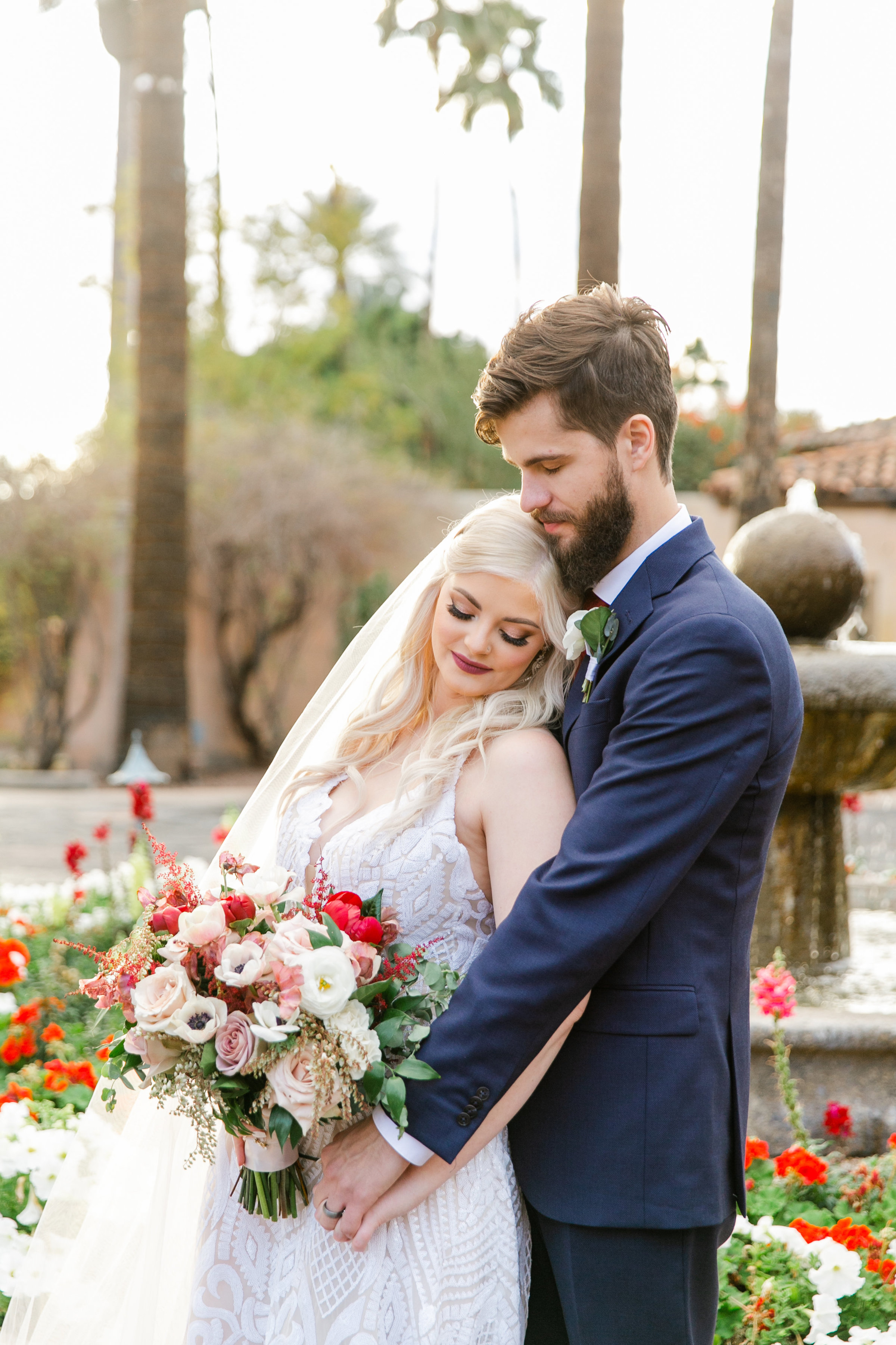 Karlie Colleen Photography - The Royal Palms Wedding - Some Like It Classic - Alex & Sam-543