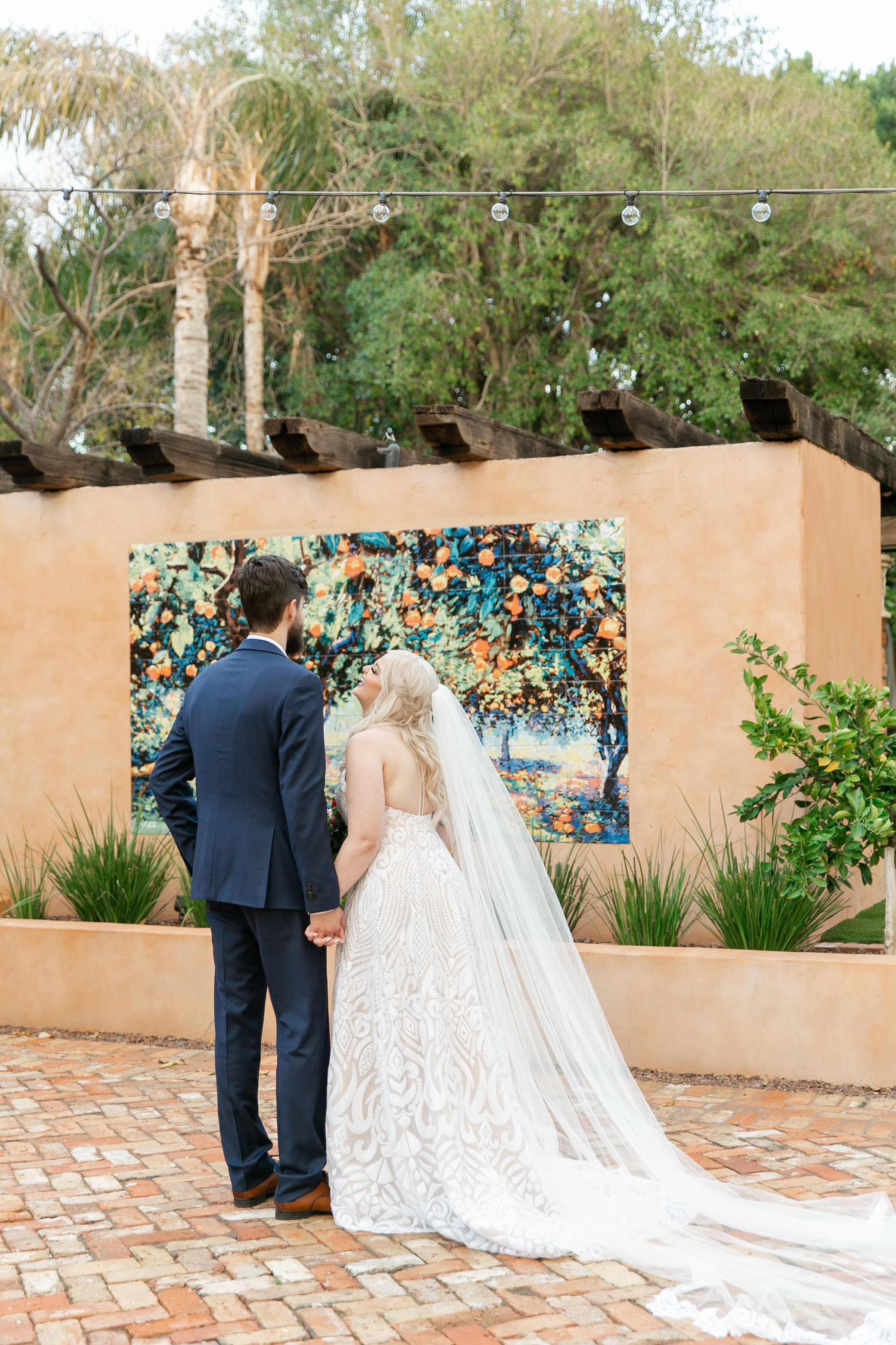 Karlie Colleen Photography - The Royal Palms Wedding - Some Like It Classic - Alex & Sam-532
