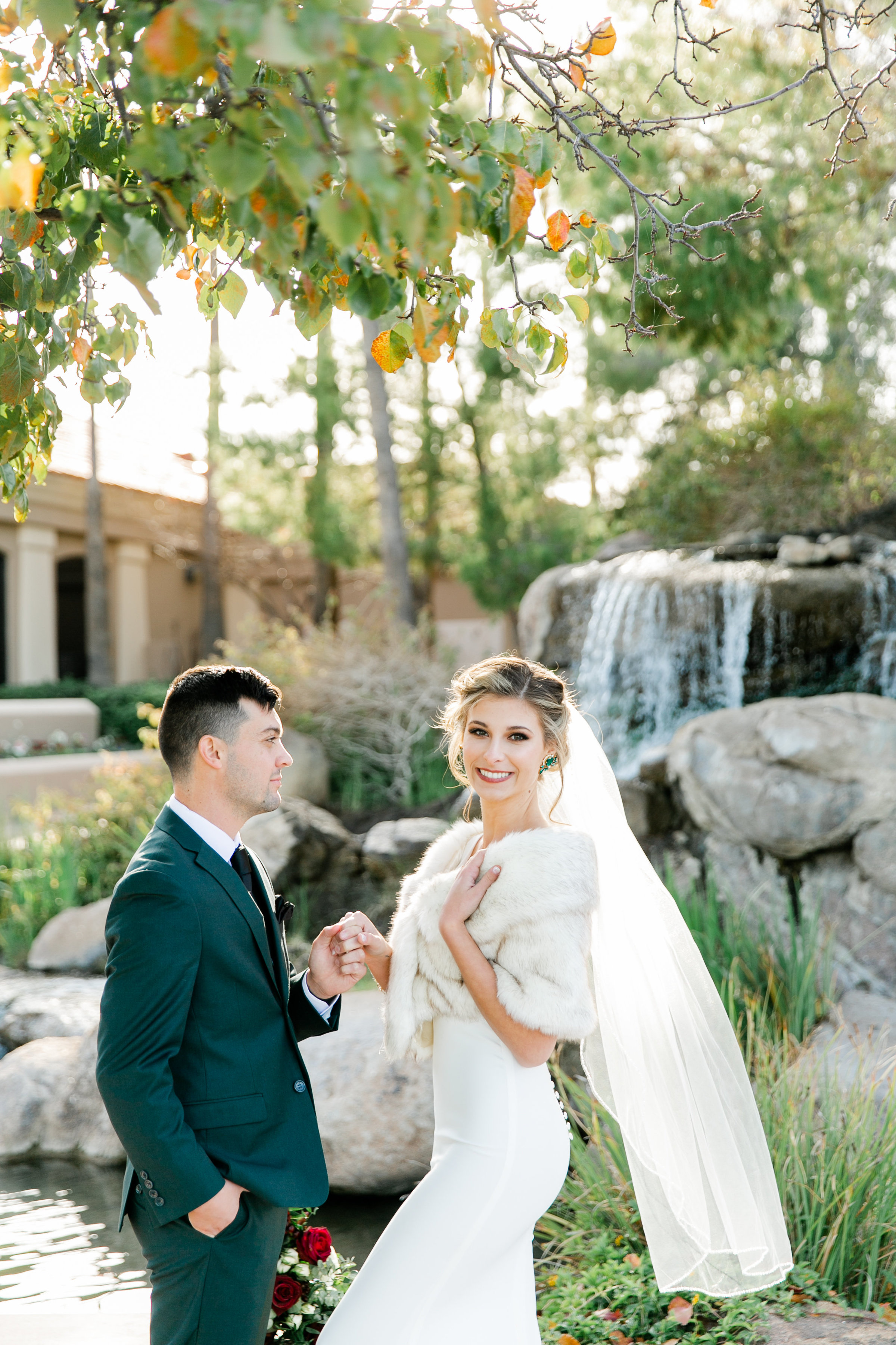Karlie Colleen Photography - Gilbert Arizona Wedding - Val Vista Lakes - Brynne & Josh-484
