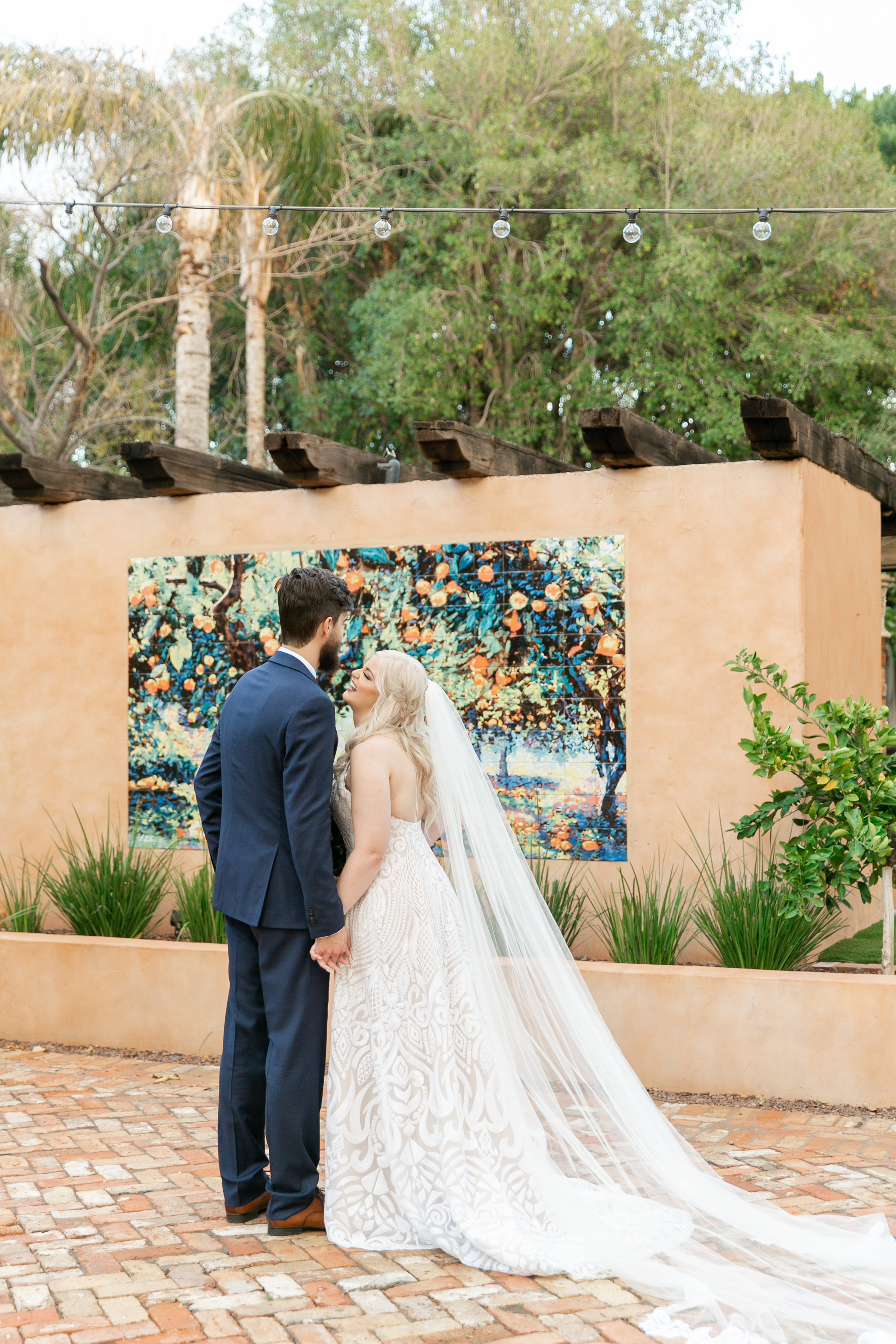 Karlie Colleen Photography - The Royal Palms Wedding - Some Like It Classic - Alex & Sam-531