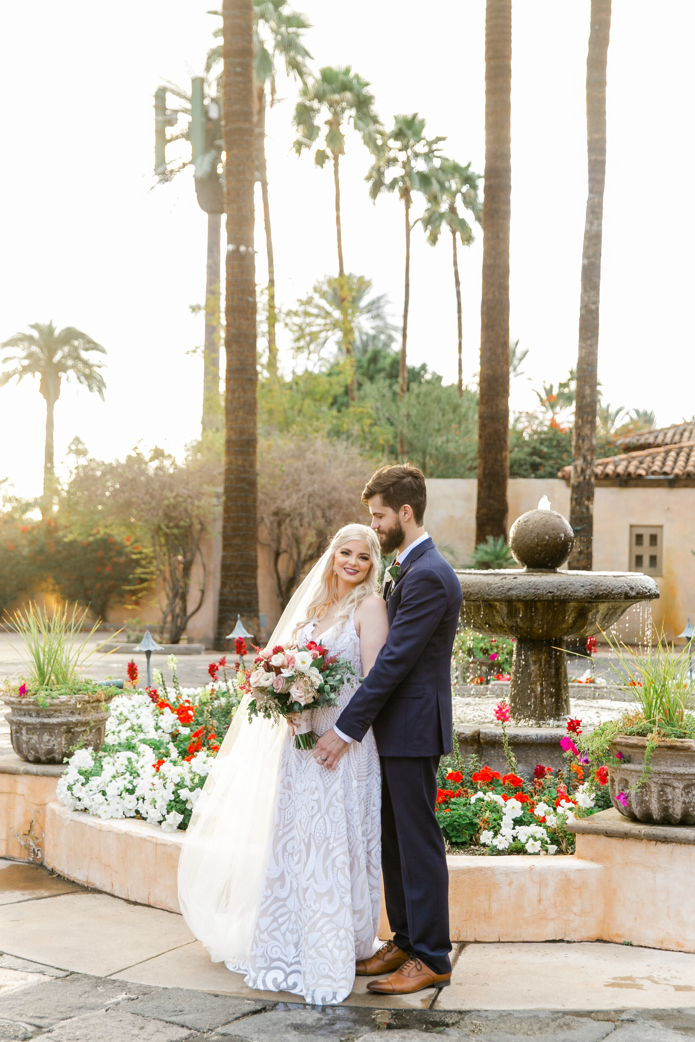 Karlie Colleen Photography - The Royal Palms Wedding - Some Like It Classic - Alex & Sam-537