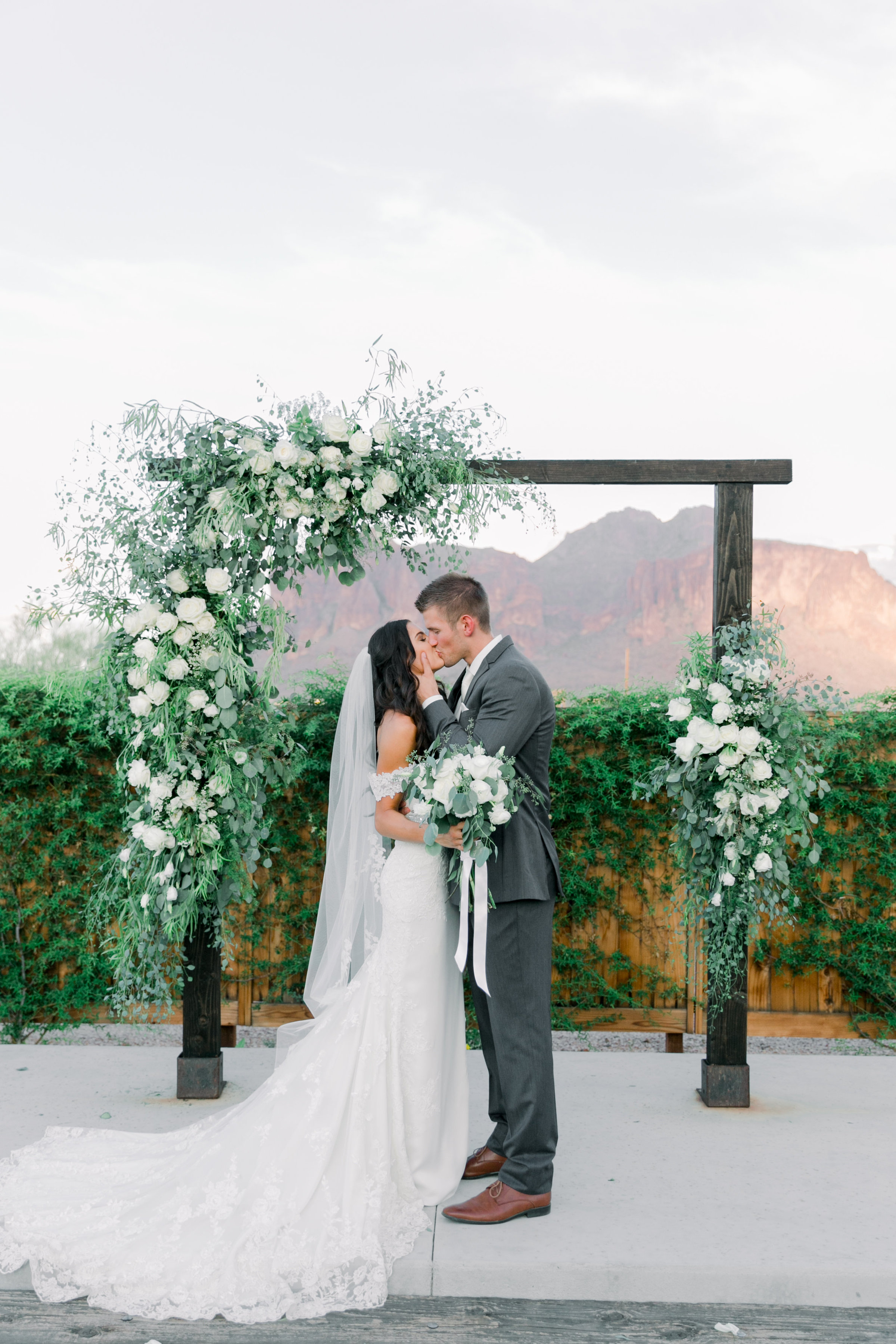Karlie Colleen Photography - The Paseo Venue - Arizona Wedding - Jackie & Ryan-13