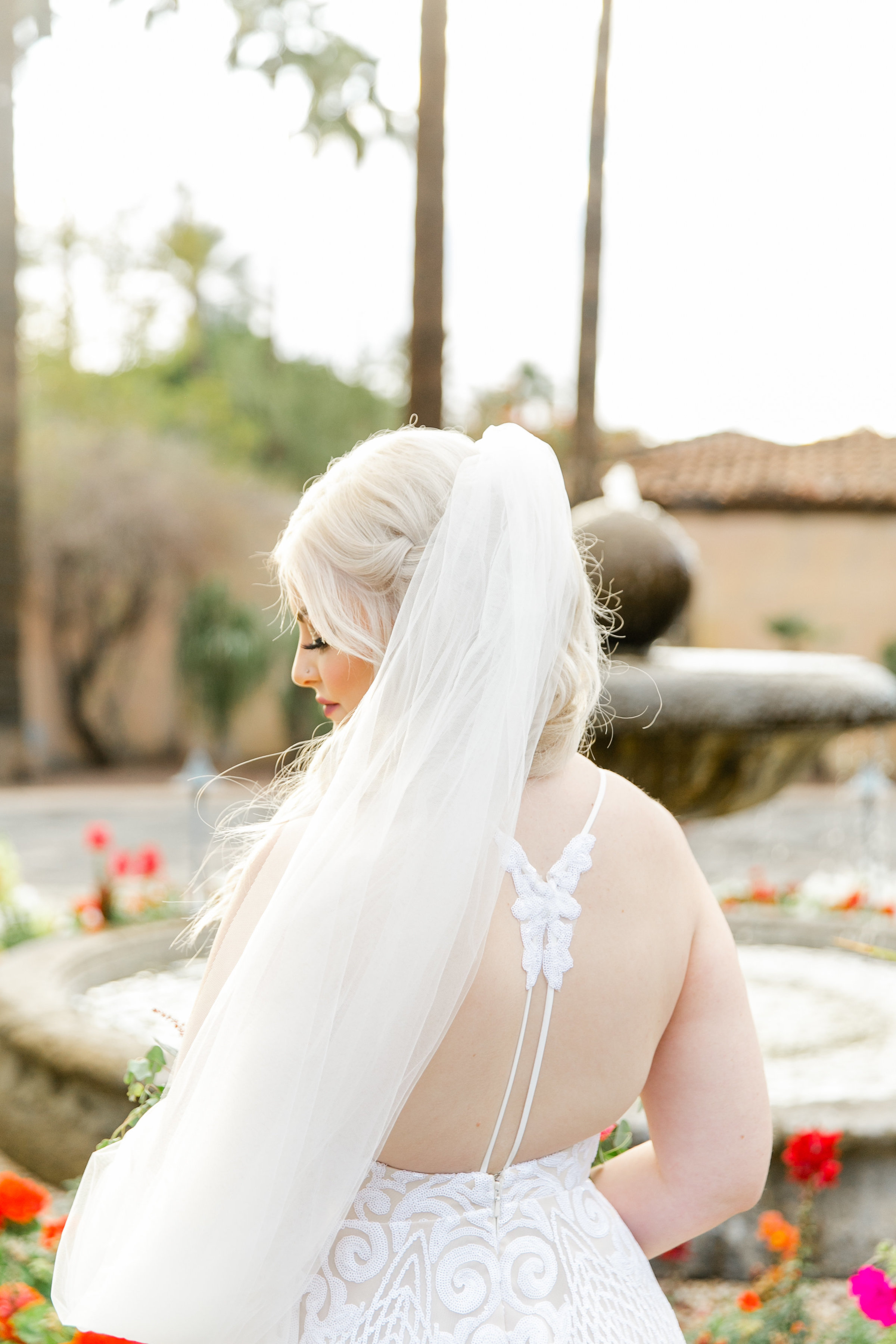 Karlie Colleen Photography - The Royal Palms Wedding - Some Like It Classic - Alex & Sam-559