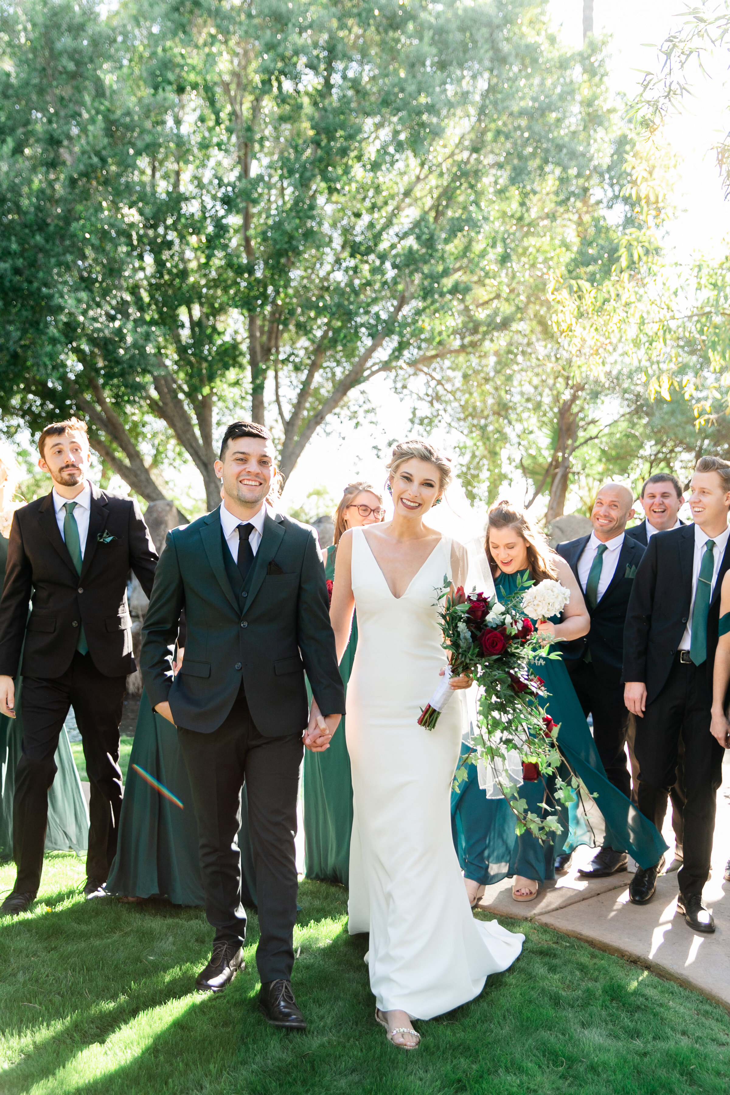 Karlie Colleen Photography - Gilbert Arizona Wedding - Val Vista Lakes - Brynne & Josh-198