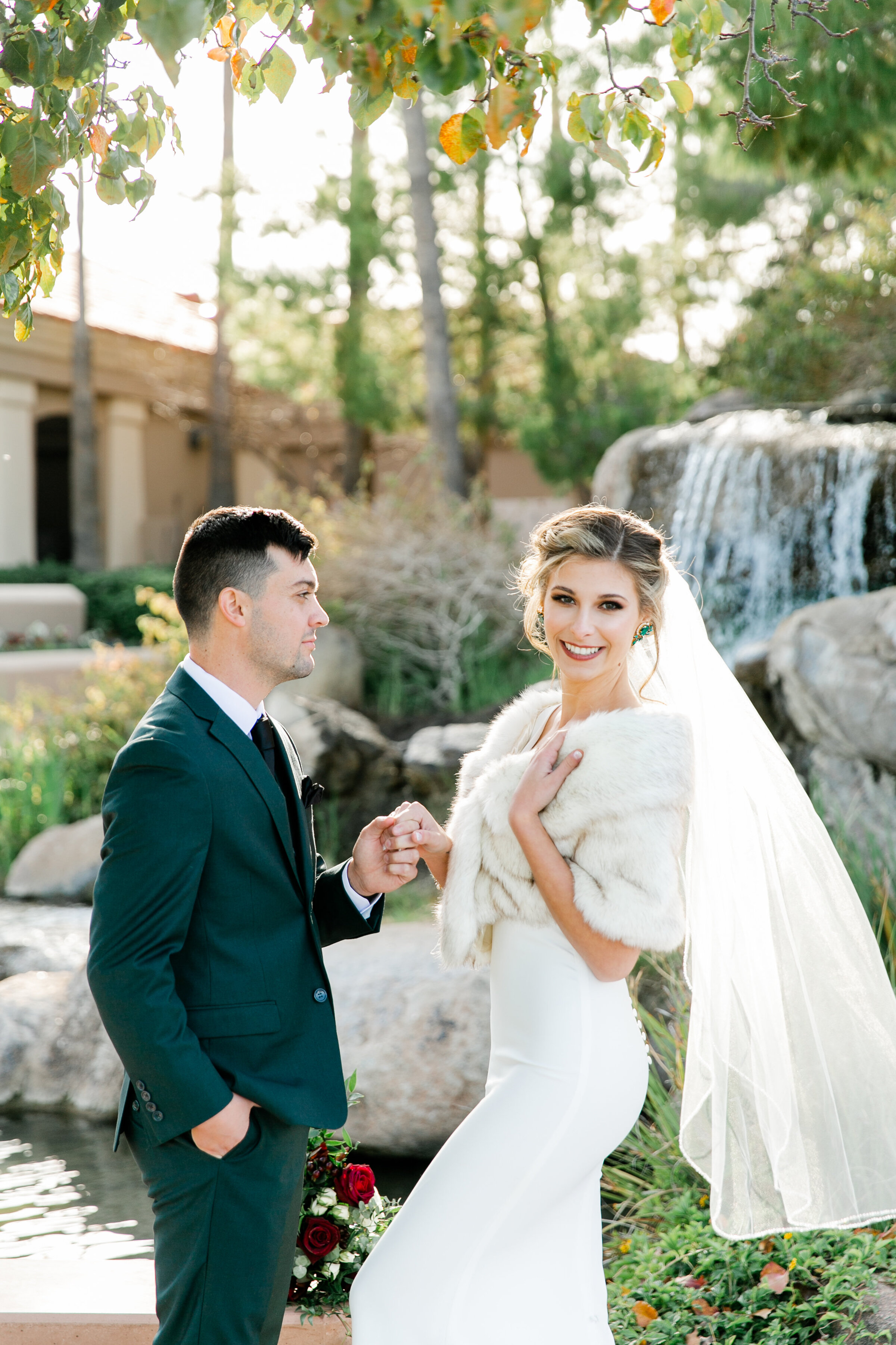 Karlie Colleen Photography - Gilbert Arizona Wedding - Val Vista Lakes - Brynne & Josh-485