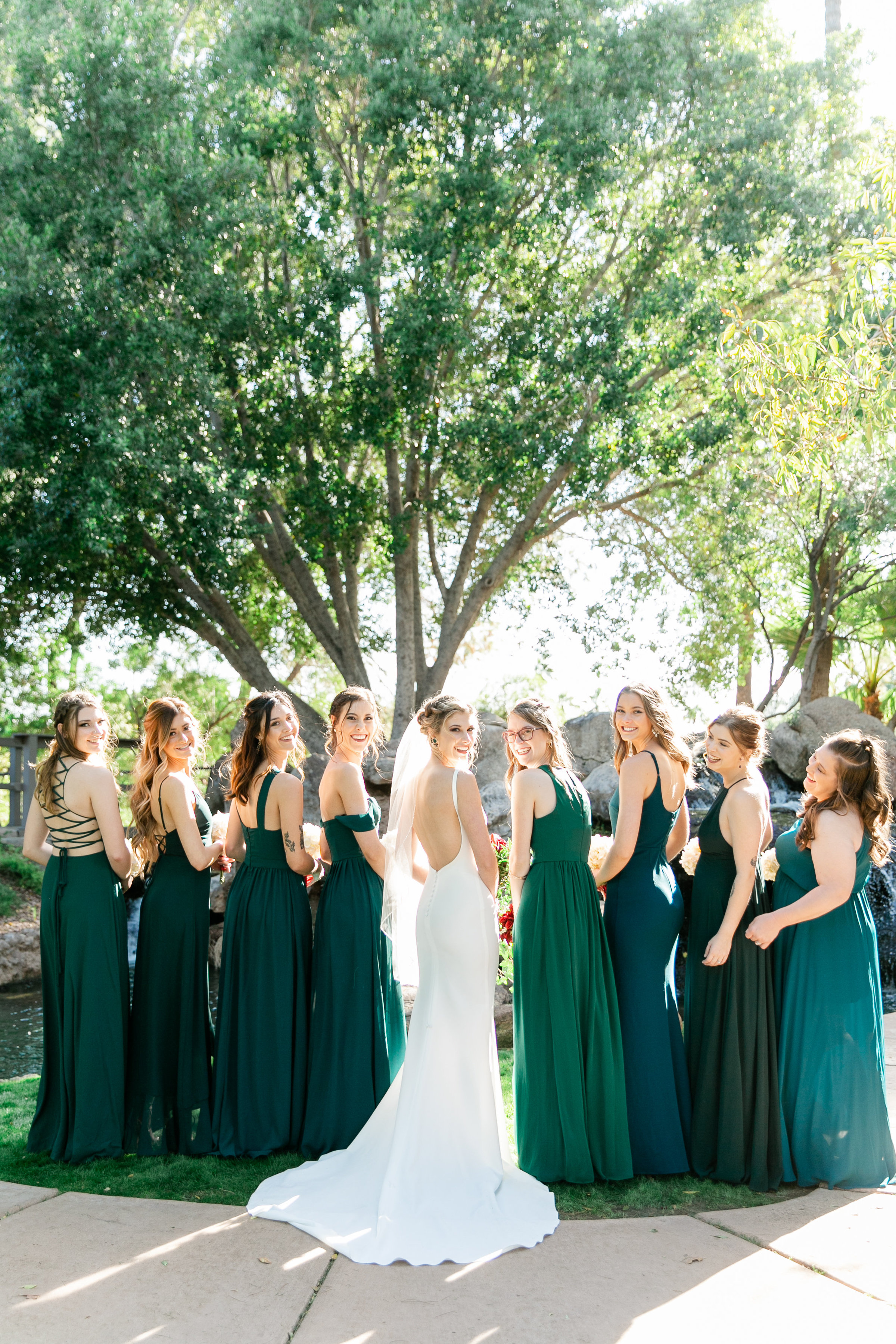 Karlie Colleen Photography - Gilbert Arizona Wedding - Val Vista Lakes - Brynne & Josh-271