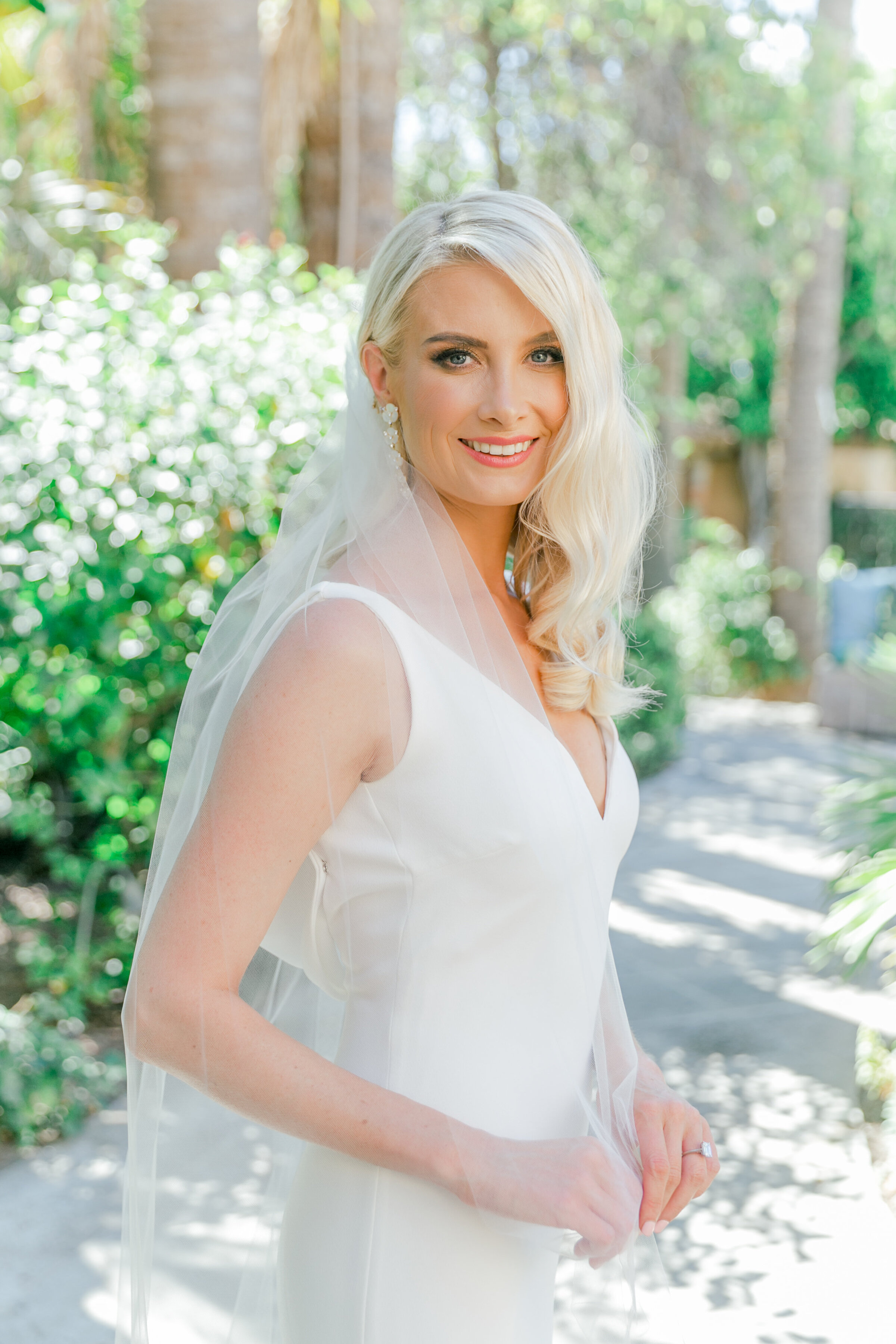 Karlie Colleen Photography - Arizona Wedding - Royal Palms Resort- Alex & Alex-44