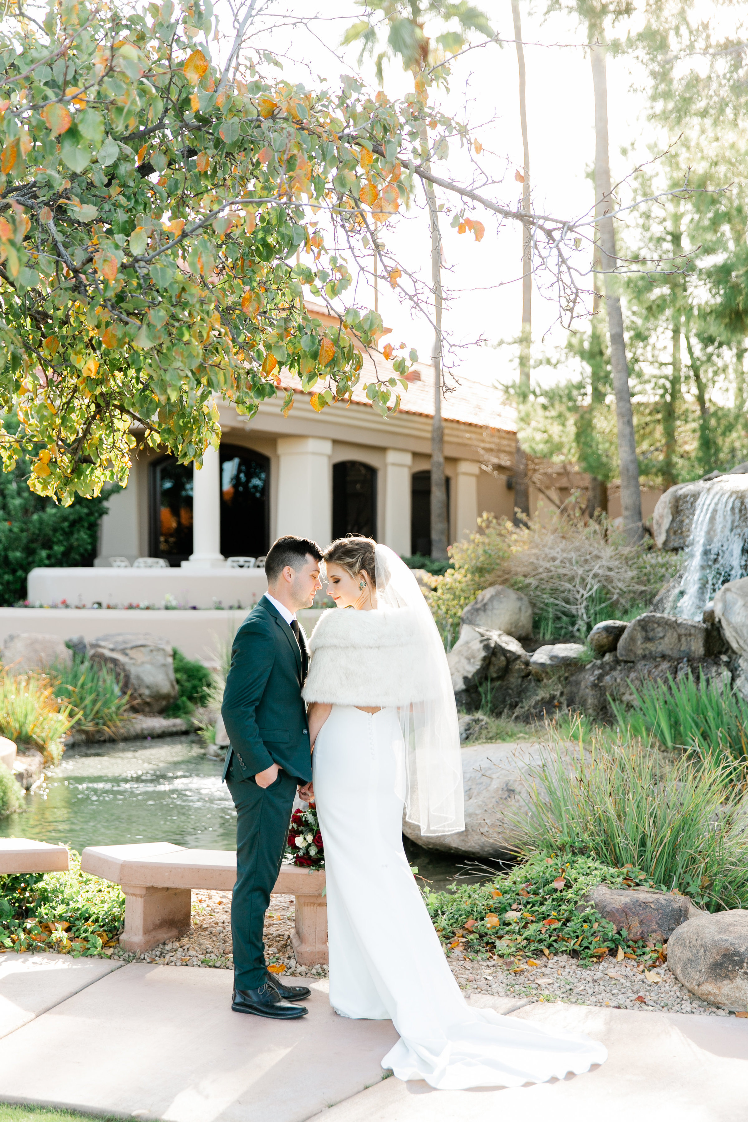 Karlie Colleen Photography - Gilbert Arizona Wedding - Val Vista Lakes - Brynne & Josh-466