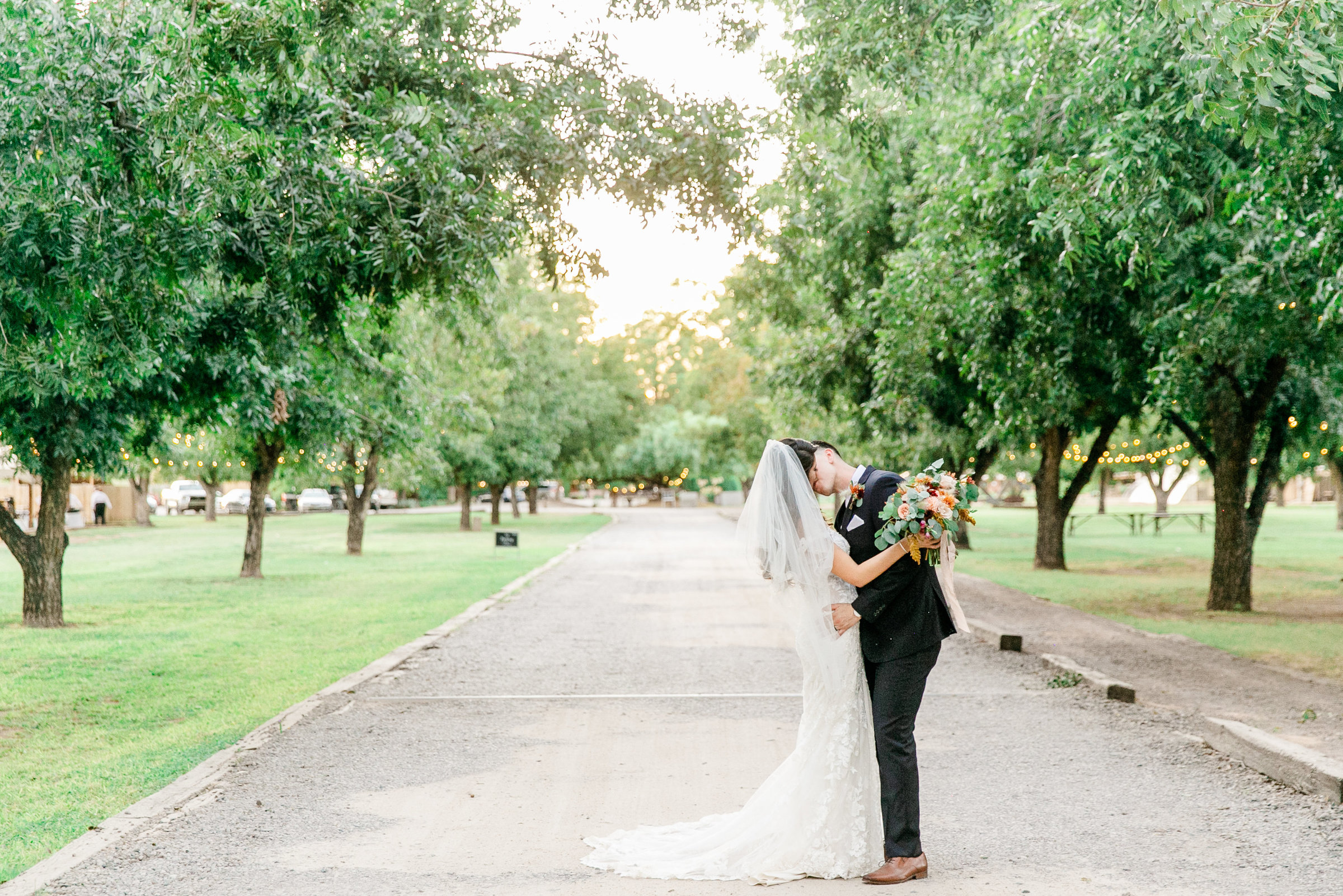Karlie Colleen Photography - Phoenix Arizona - Farm At South Mountain Venue - Vanessa & Robert-704