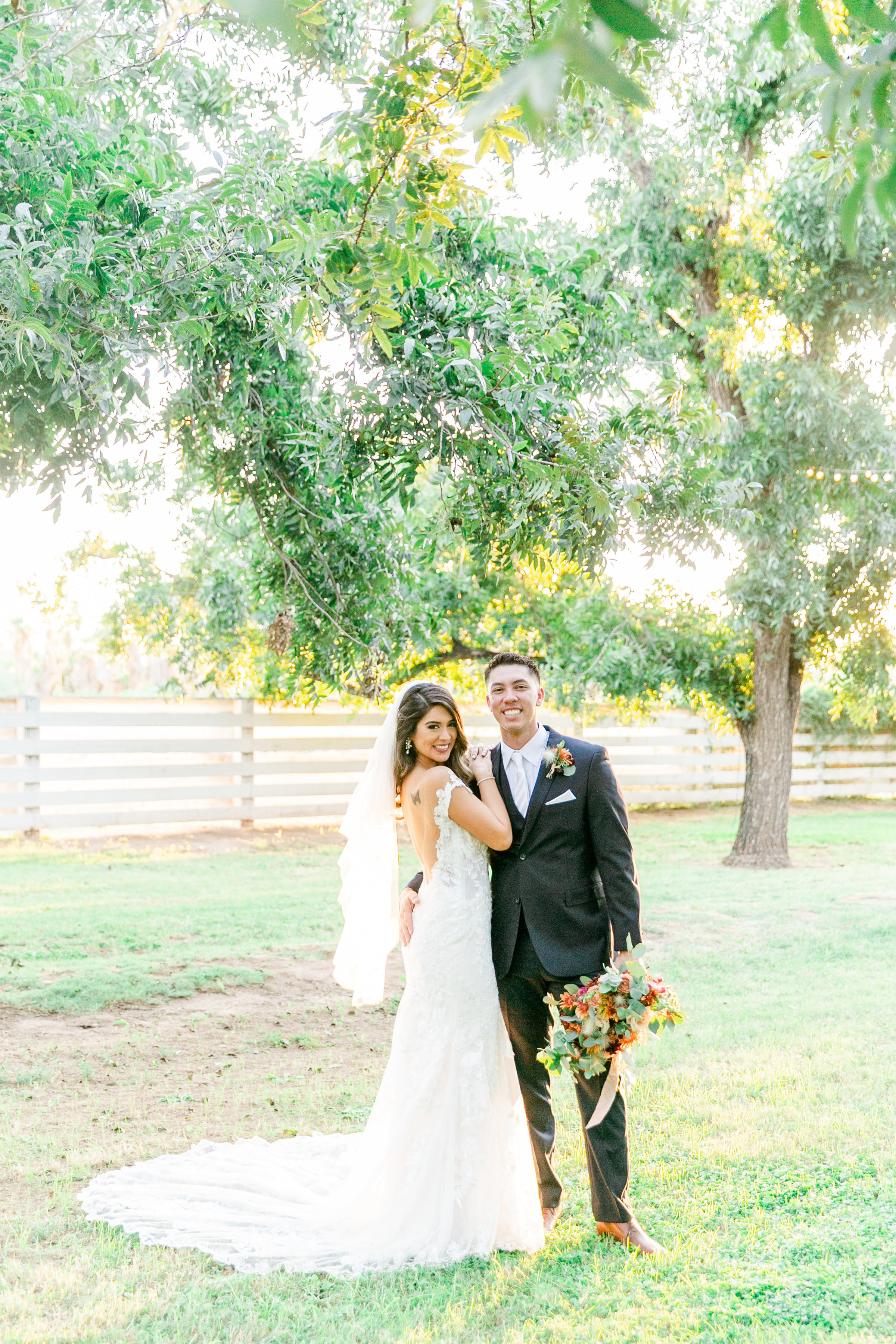 Karlie Colleen Photography - Phoenix Arizona - Farm At South Mountain Venue - Vanessa & Robert-581