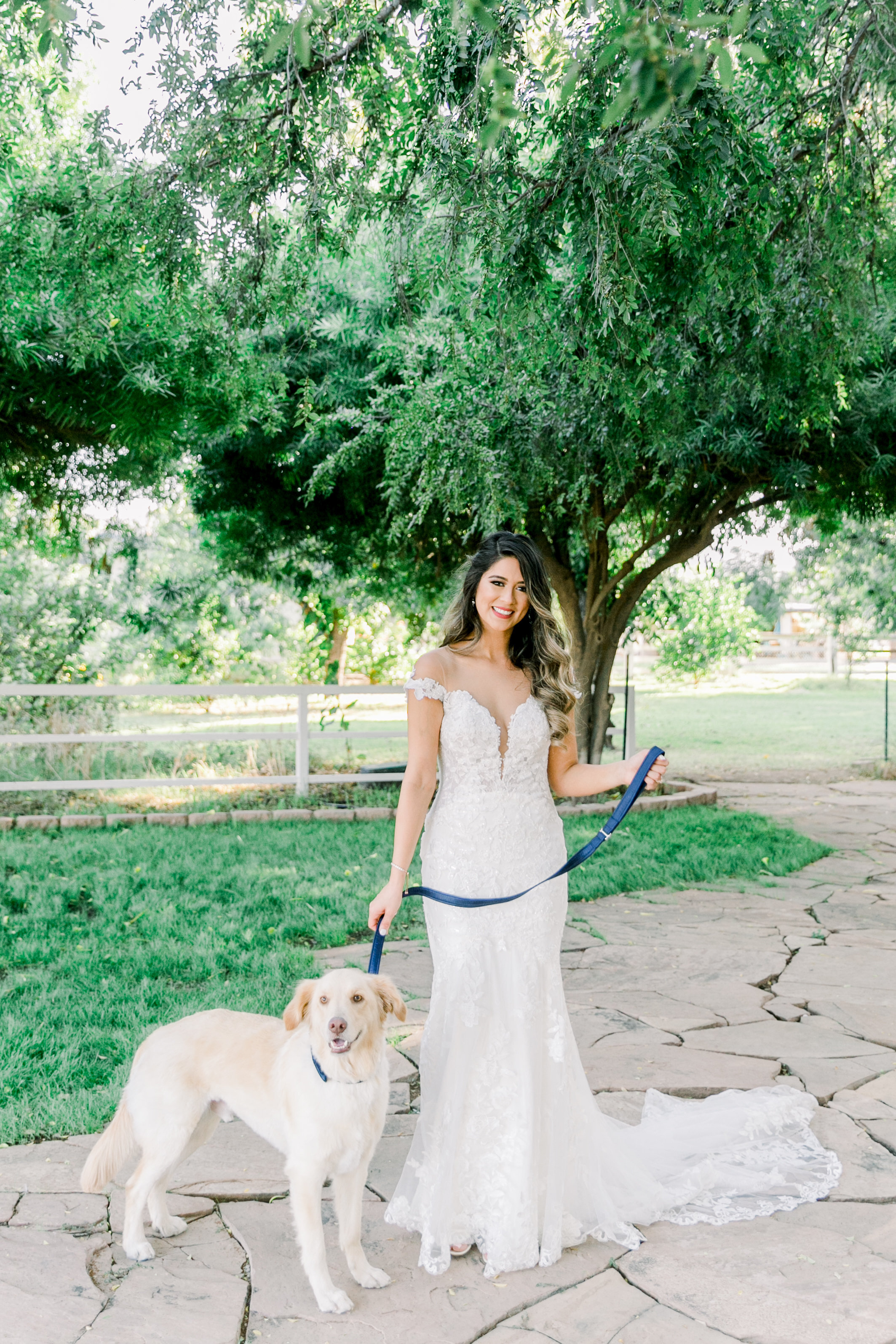 Karlie Colleen Photography - Phoenix Arizona - Farm At South Mountain Venue - Vanessa & Robert-309