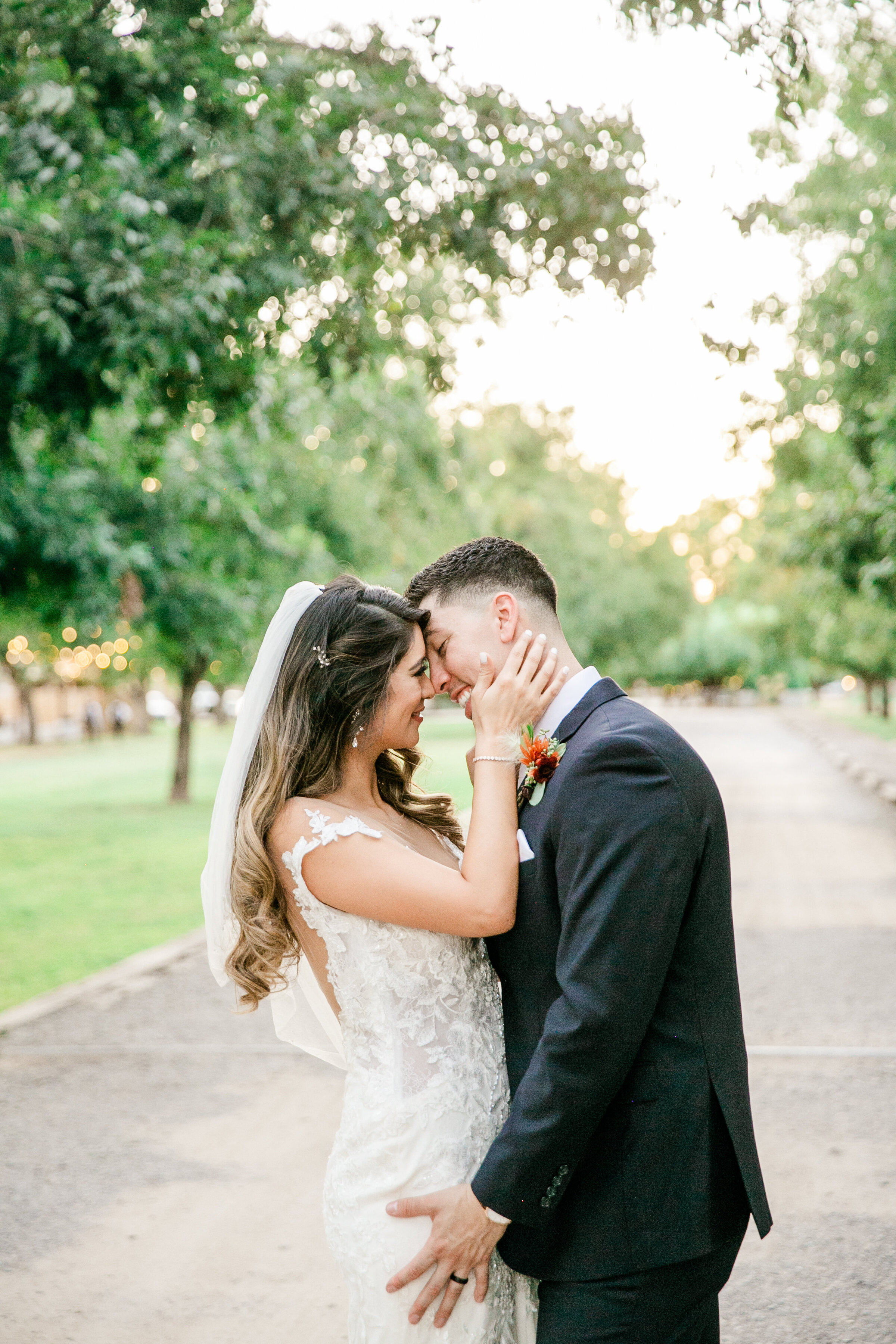 Karlie Colleen Photography - Phoenix Arizona - Farm At South Mountain Venue - Vanessa & Robert-714