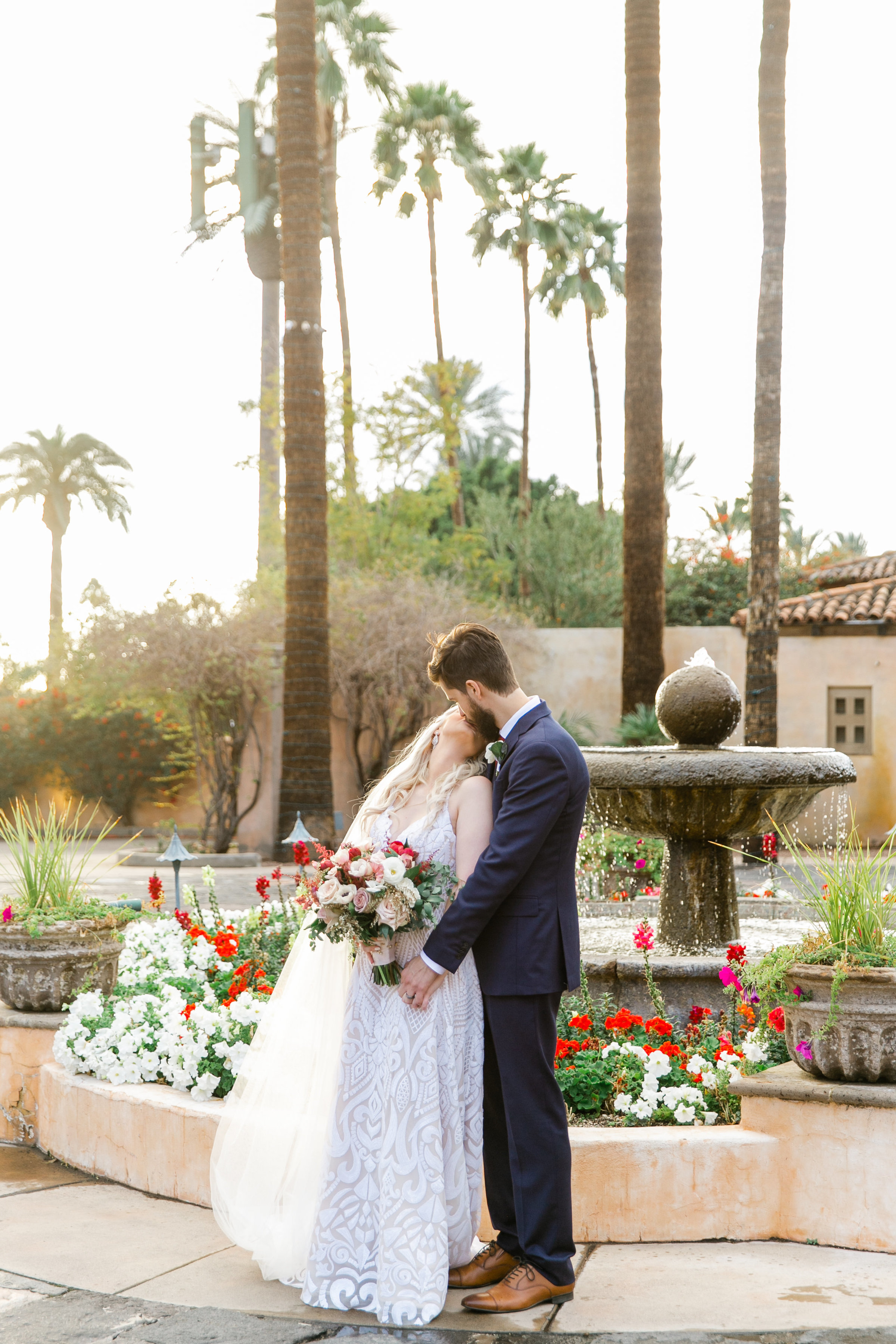 Karlie Colleen Photography - The Royal Palms Wedding - Some Like It Classic - Alex & Sam-538