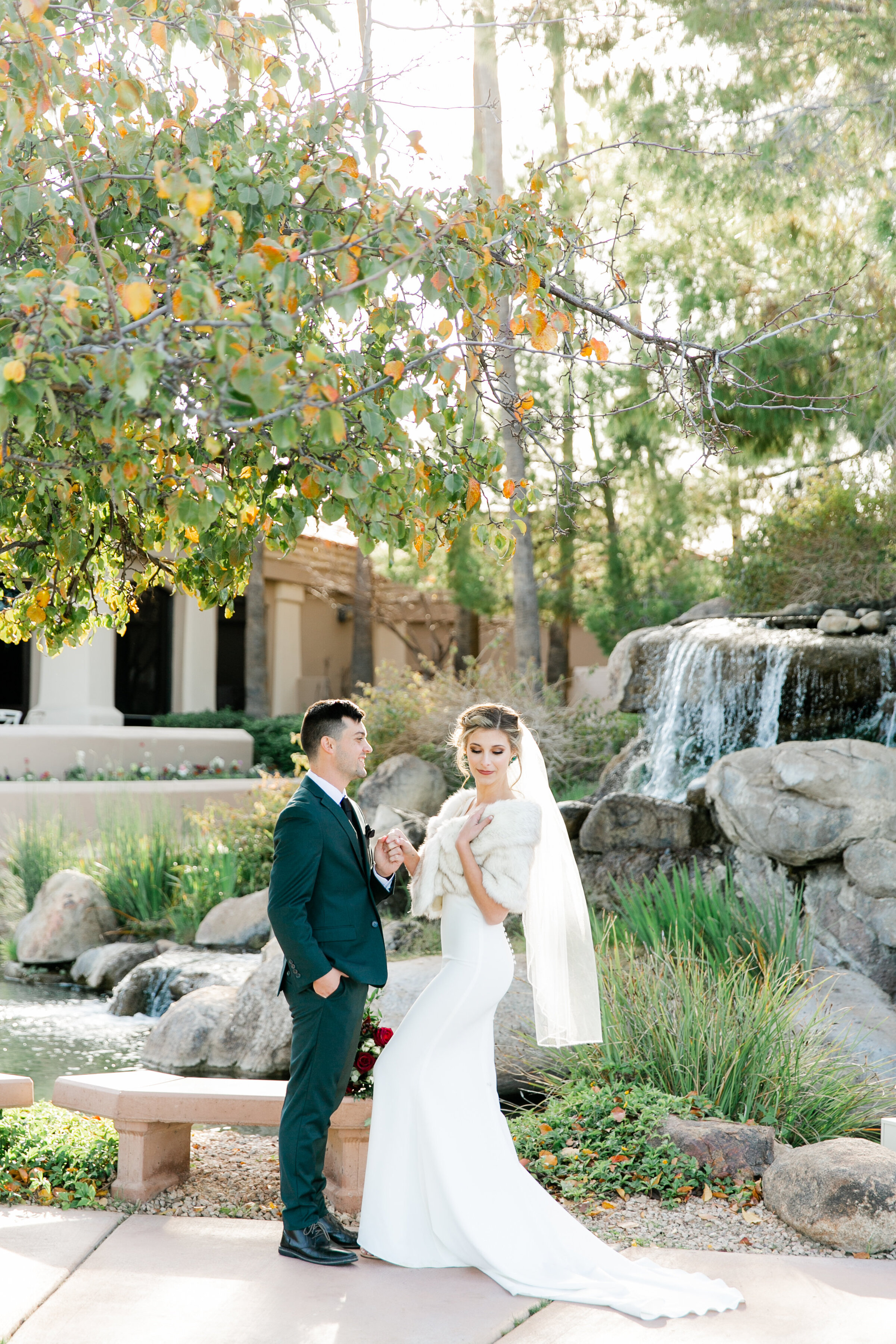 Karlie Colleen Photography - Gilbert Arizona Wedding - Val Vista Lakes - Brynne & Josh-478