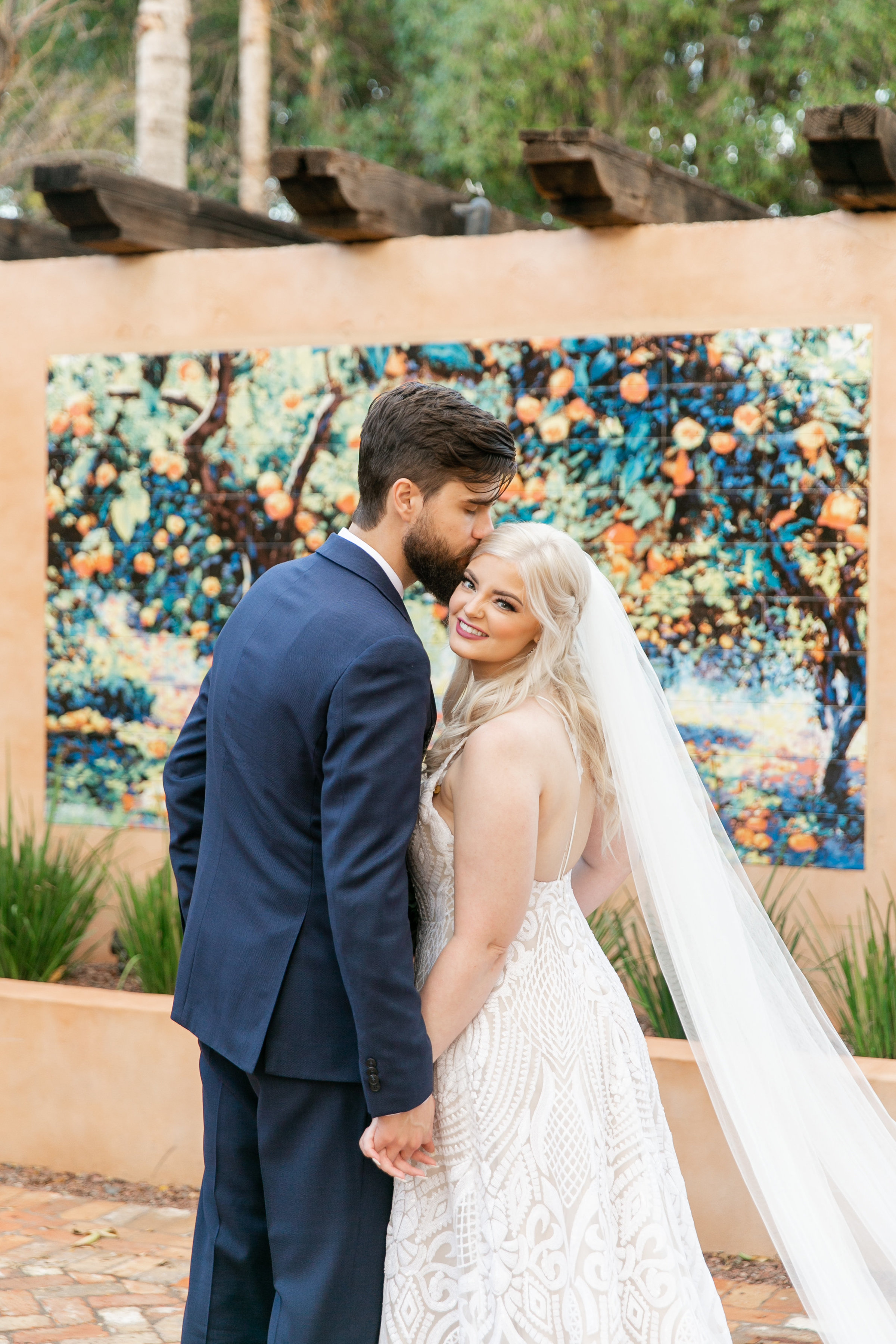 Karlie Colleen Photography - The Royal Palms Wedding - Some Like It Classic - Alex & Sam-524