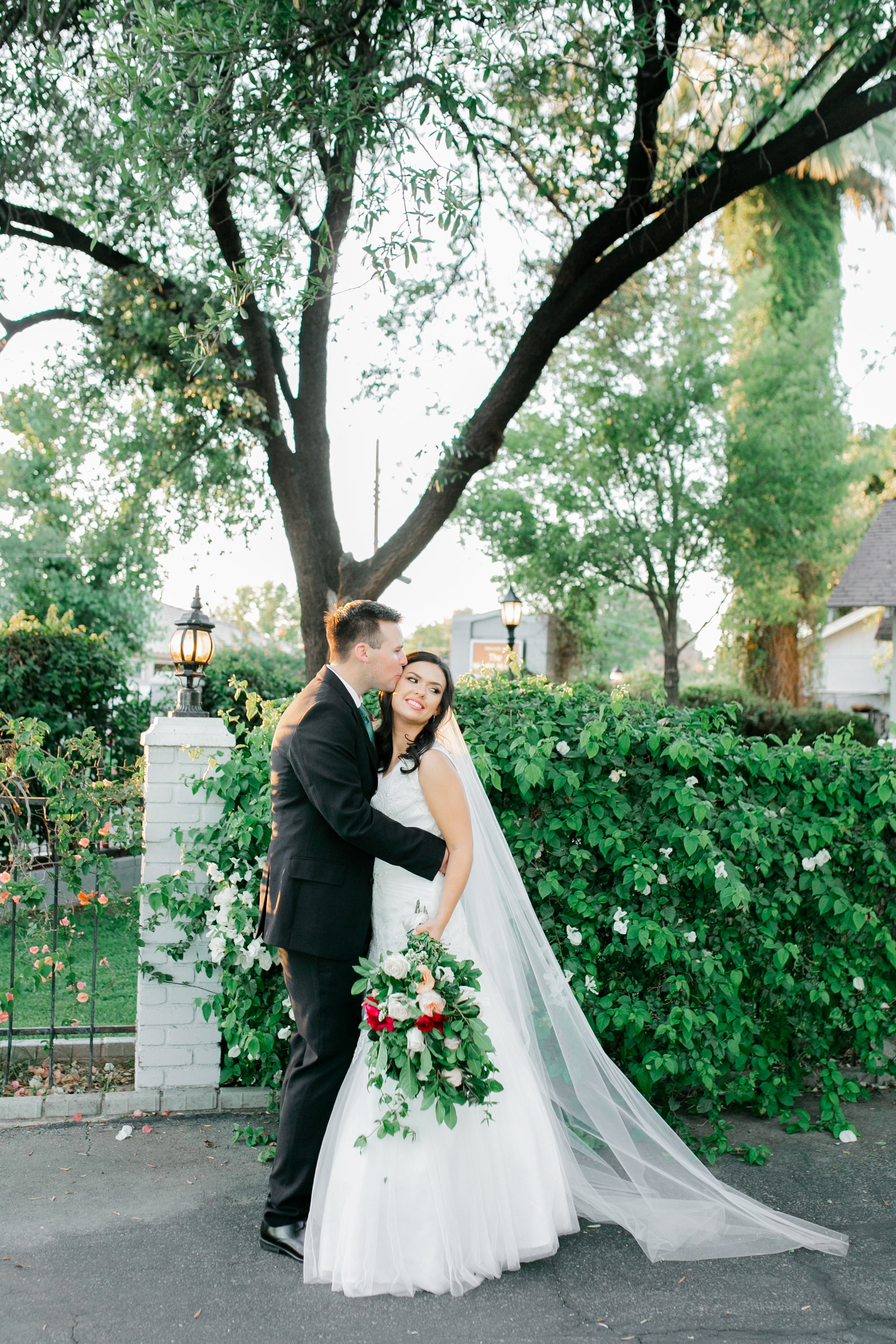 Karlie Colleen Photography - Claire & PJ Sneak Peak- The Wright House - Phoenix Arizona -144