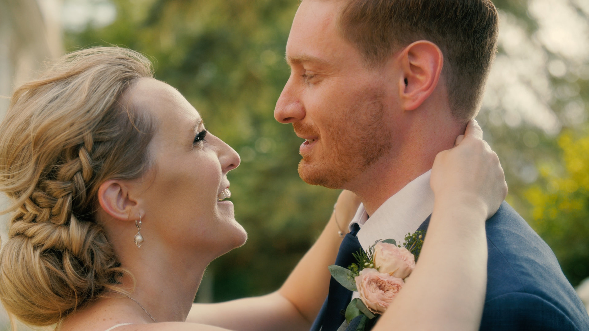 romantic couple, wedding videography