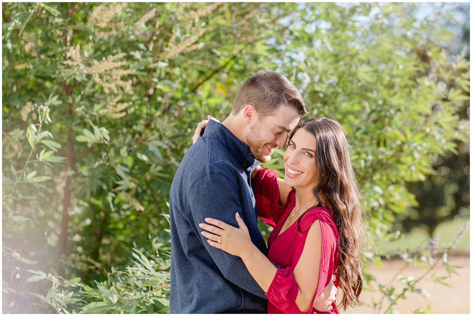 castle hill cider engagement session -27