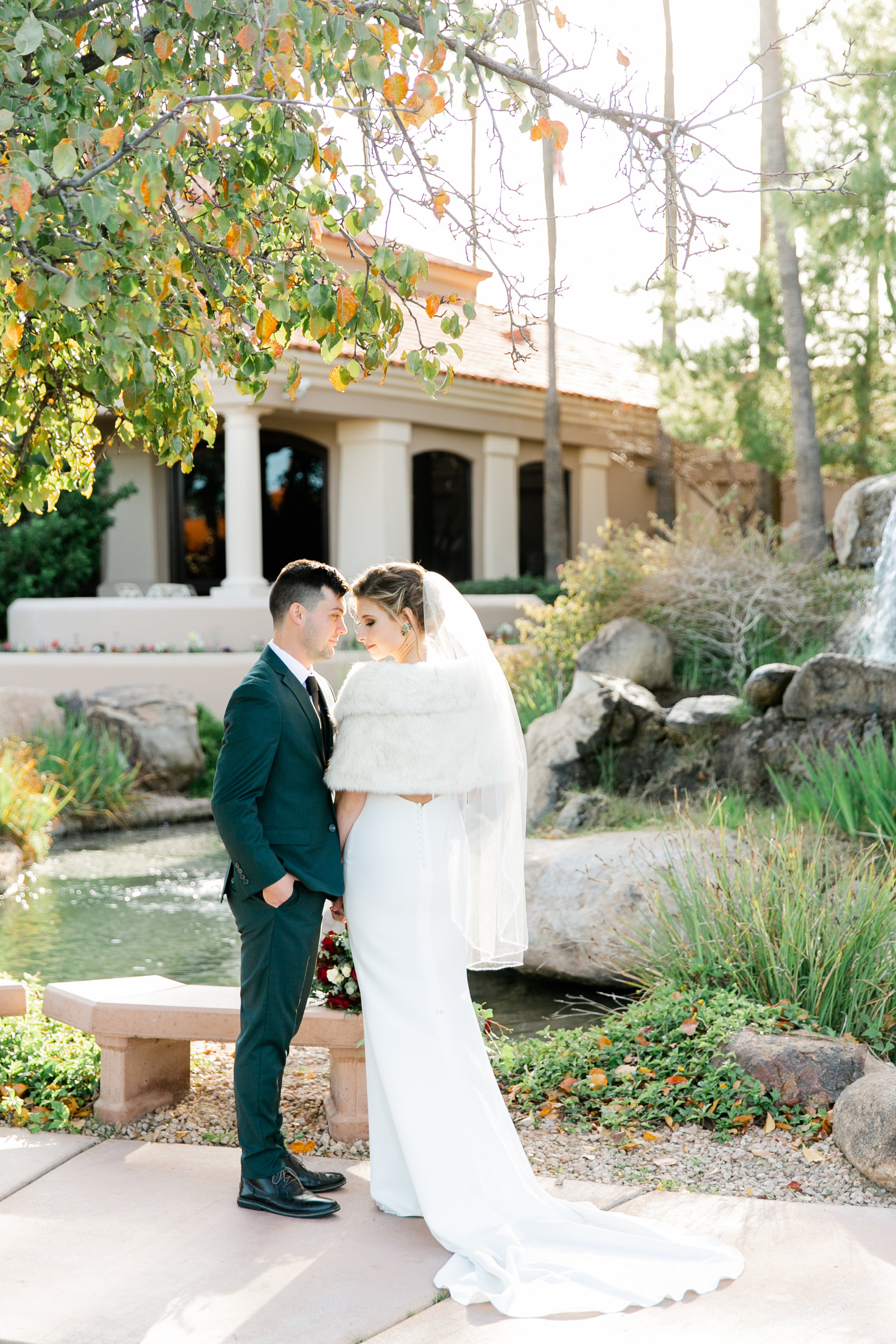 Karlie Colleen Photography - Gilbert Arizona Wedding - Val Vista Lakes - Brynne & Josh-465