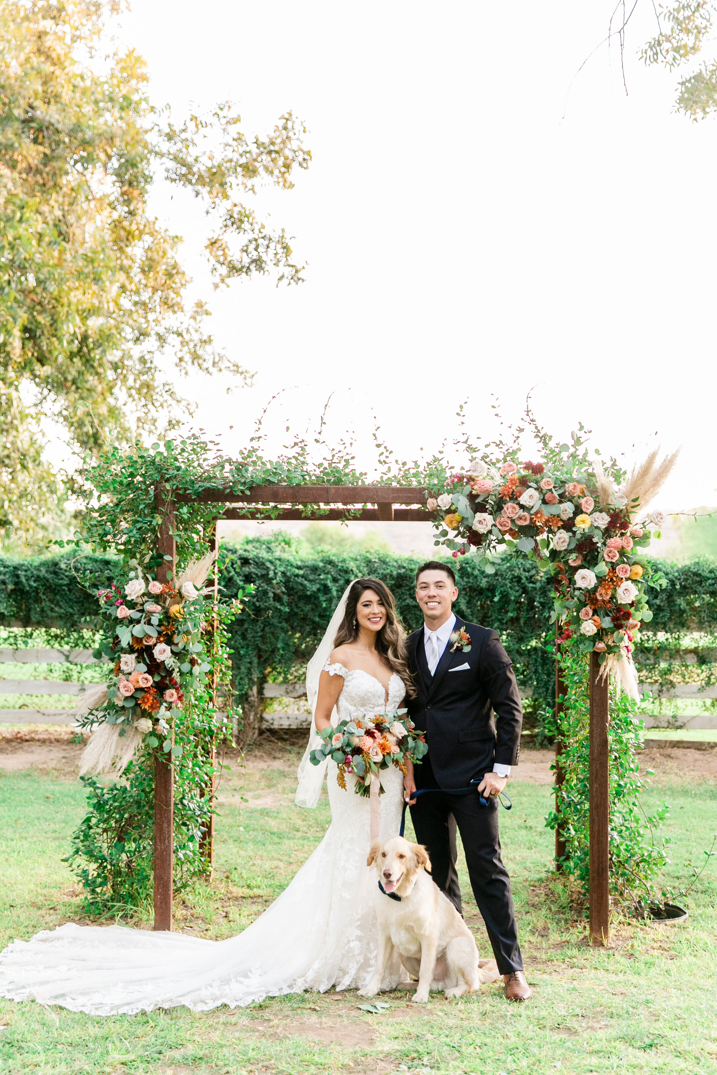 Karlie Colleen Photography - Phoenix Arizona - Farm At South Mountain Venue - Vanessa & Robert-689
