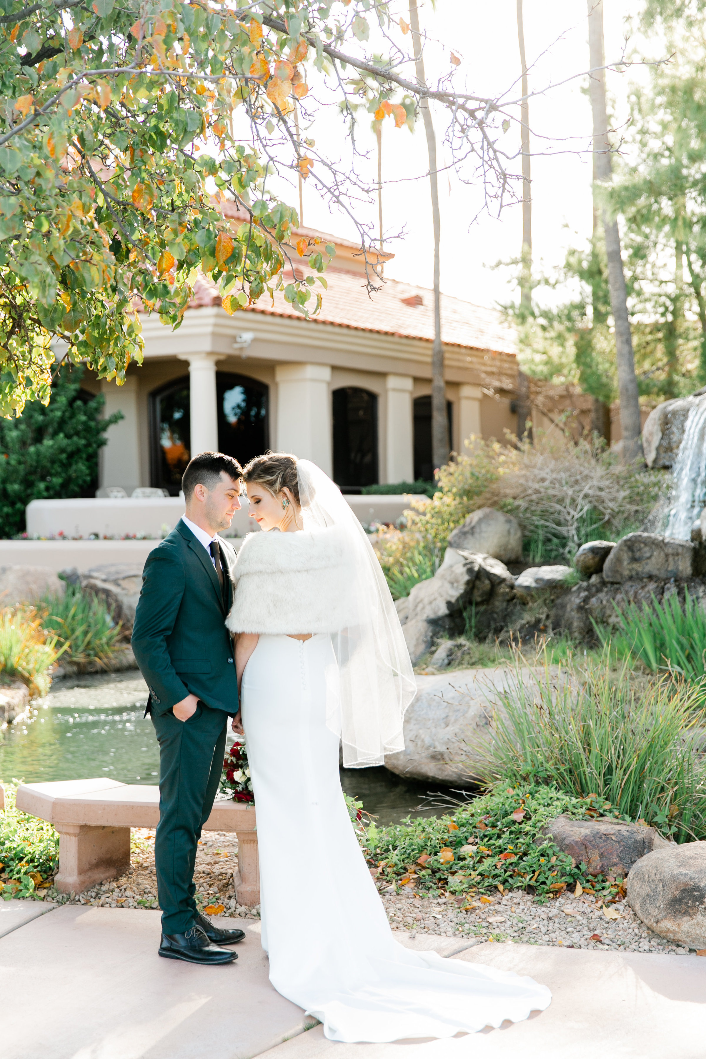Karlie Colleen Photography - Gilbert Arizona Wedding - Val Vista Lakes - Brynne & Josh-464