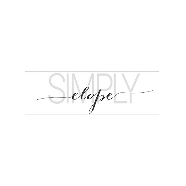 featured on simply elope larger