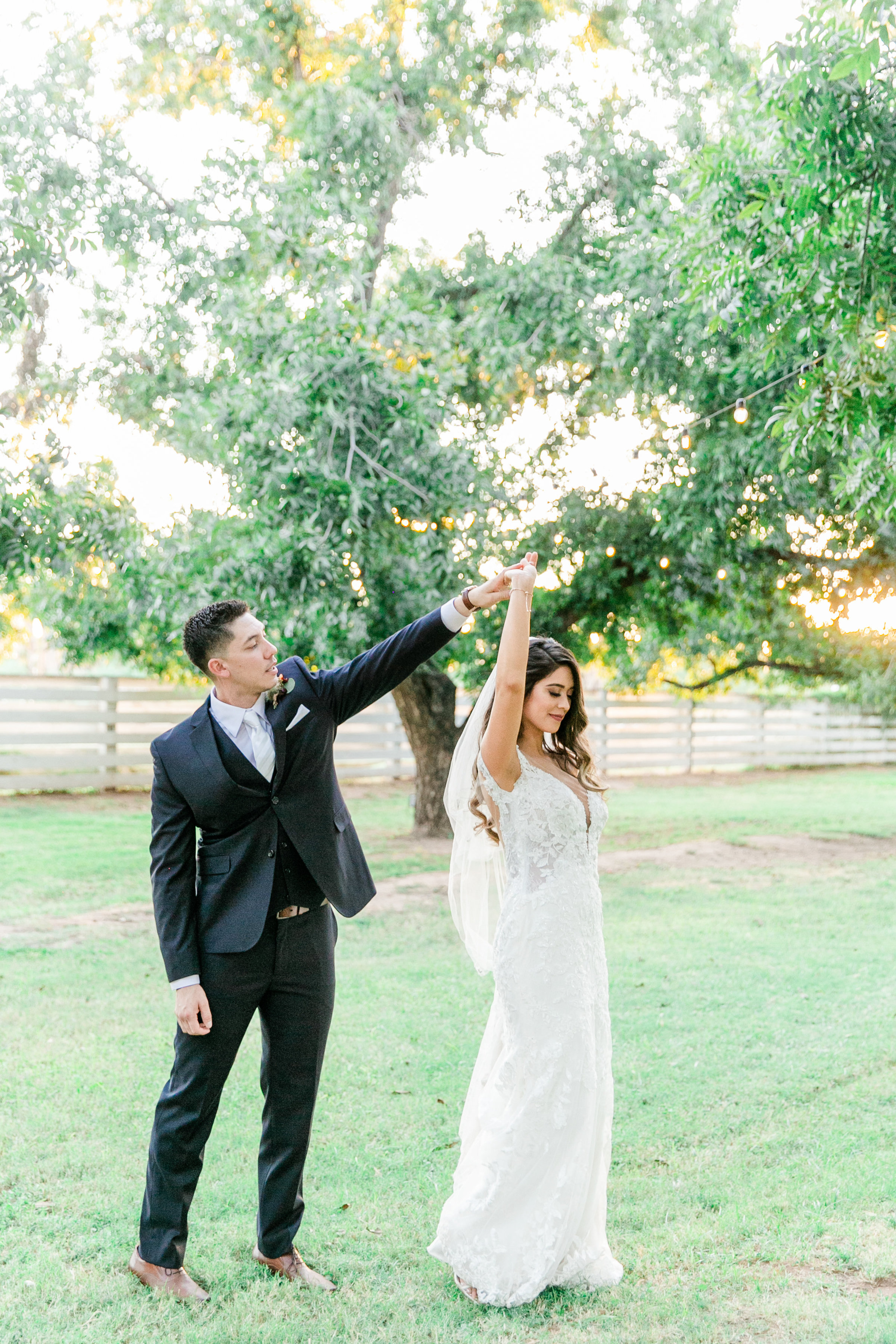 Karlie Colleen Photography - Phoenix Arizona - Farm At South Mountain Venue - Vanessa & Robert-612