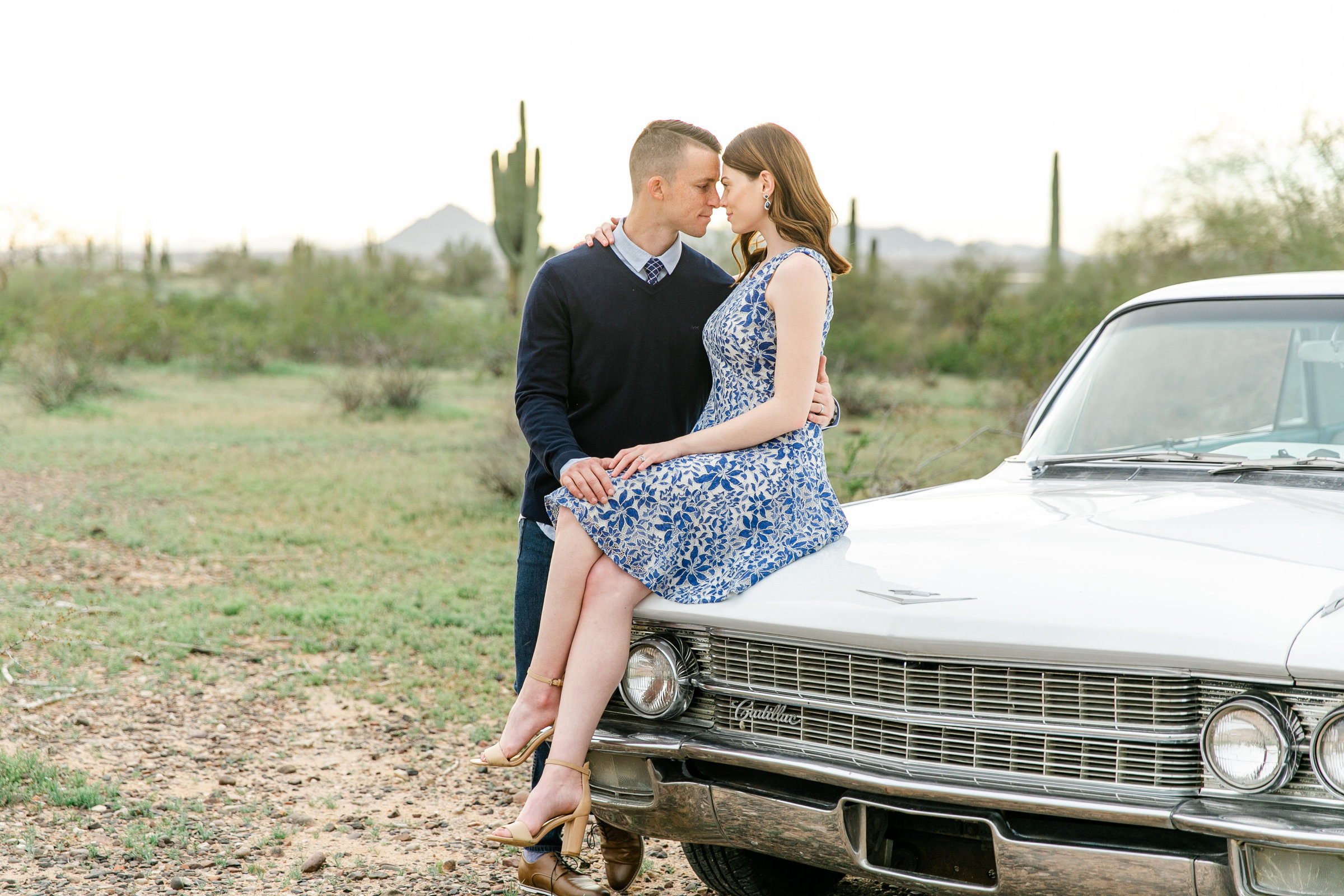 Karlie Colleen Photography - Arizona Engagement Photos- Chacey & Stefan-199