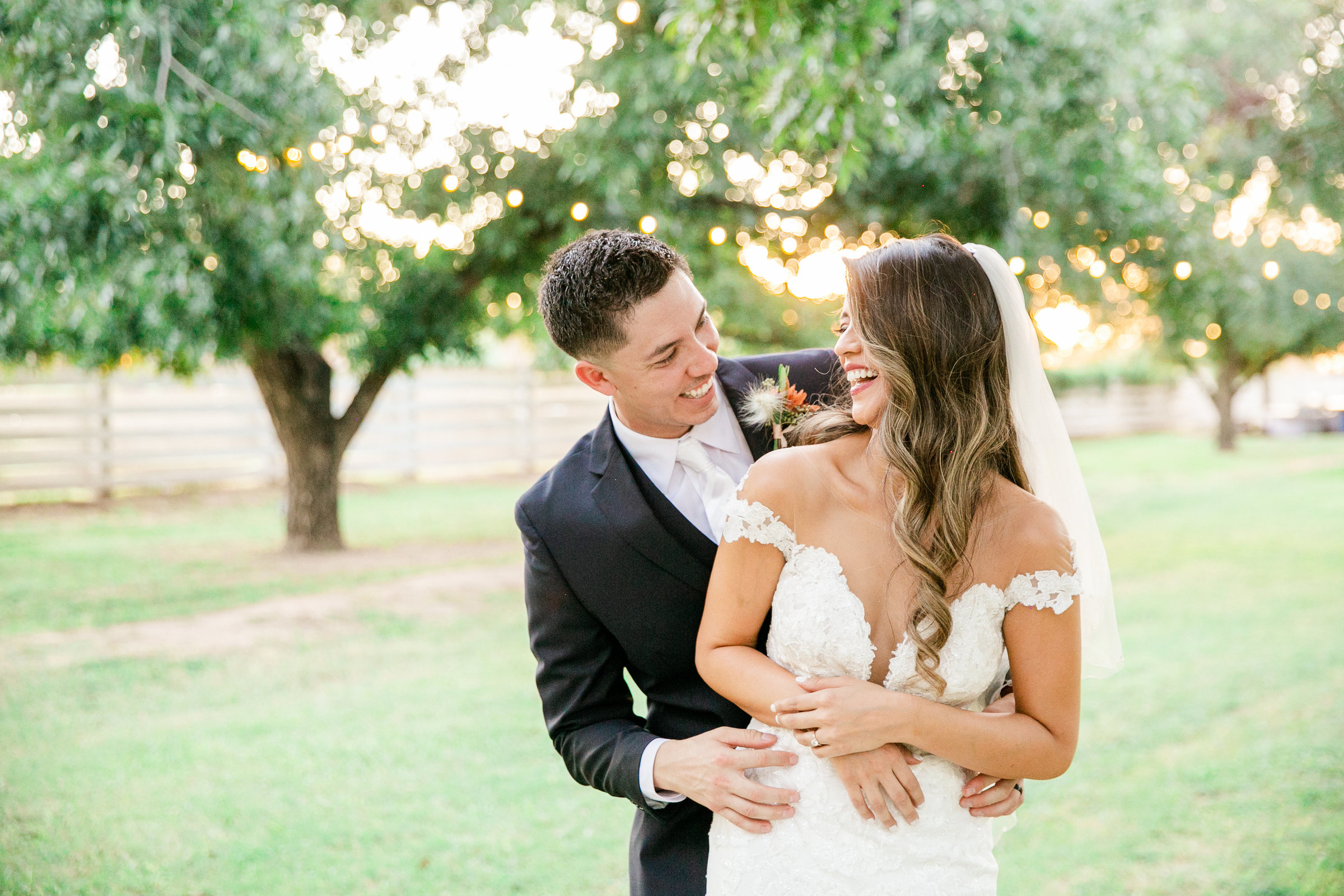 Karlie Colleen Photography - Phoenix Arizona - Farm At South Mountain Venue - Vanessa & Robert-639