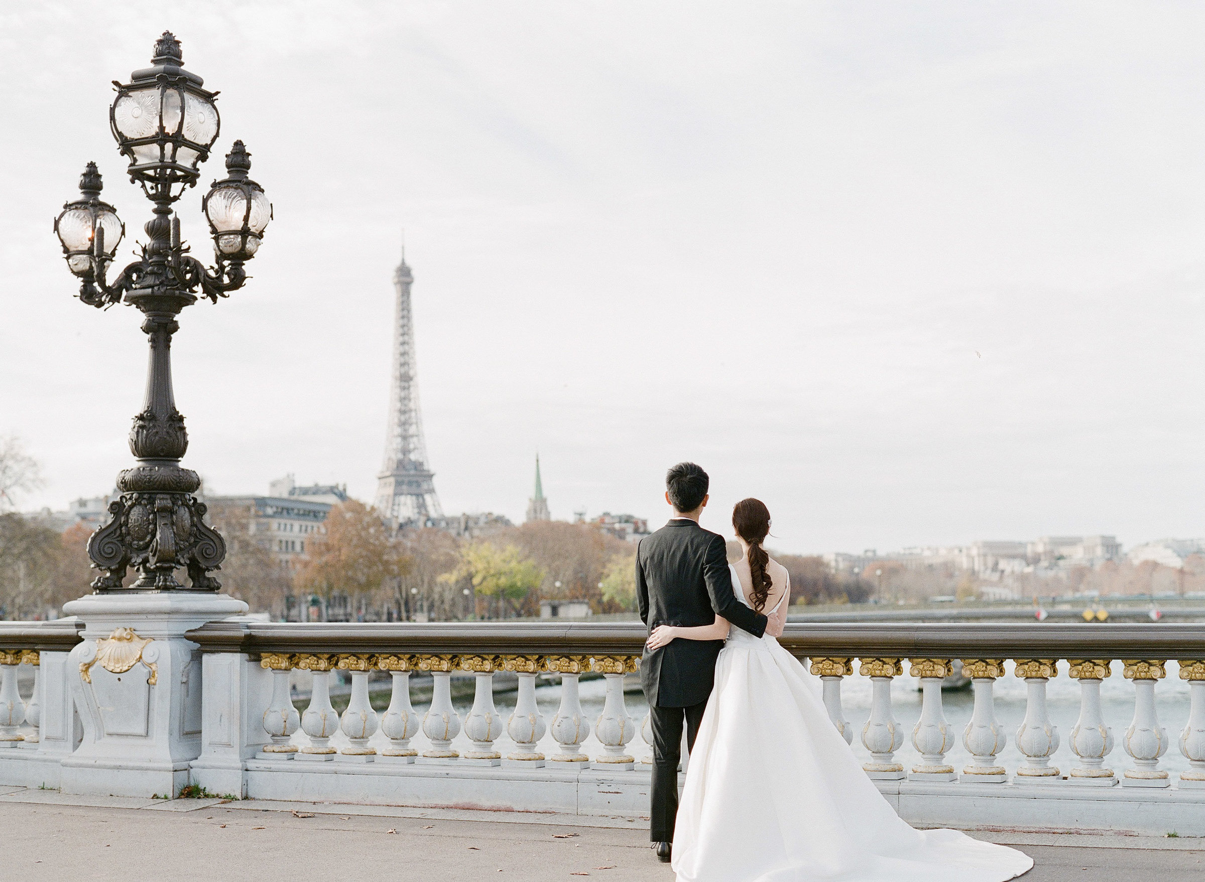 Paris Engagement II - Phoebe & Jean-Marc - Little Stories-3