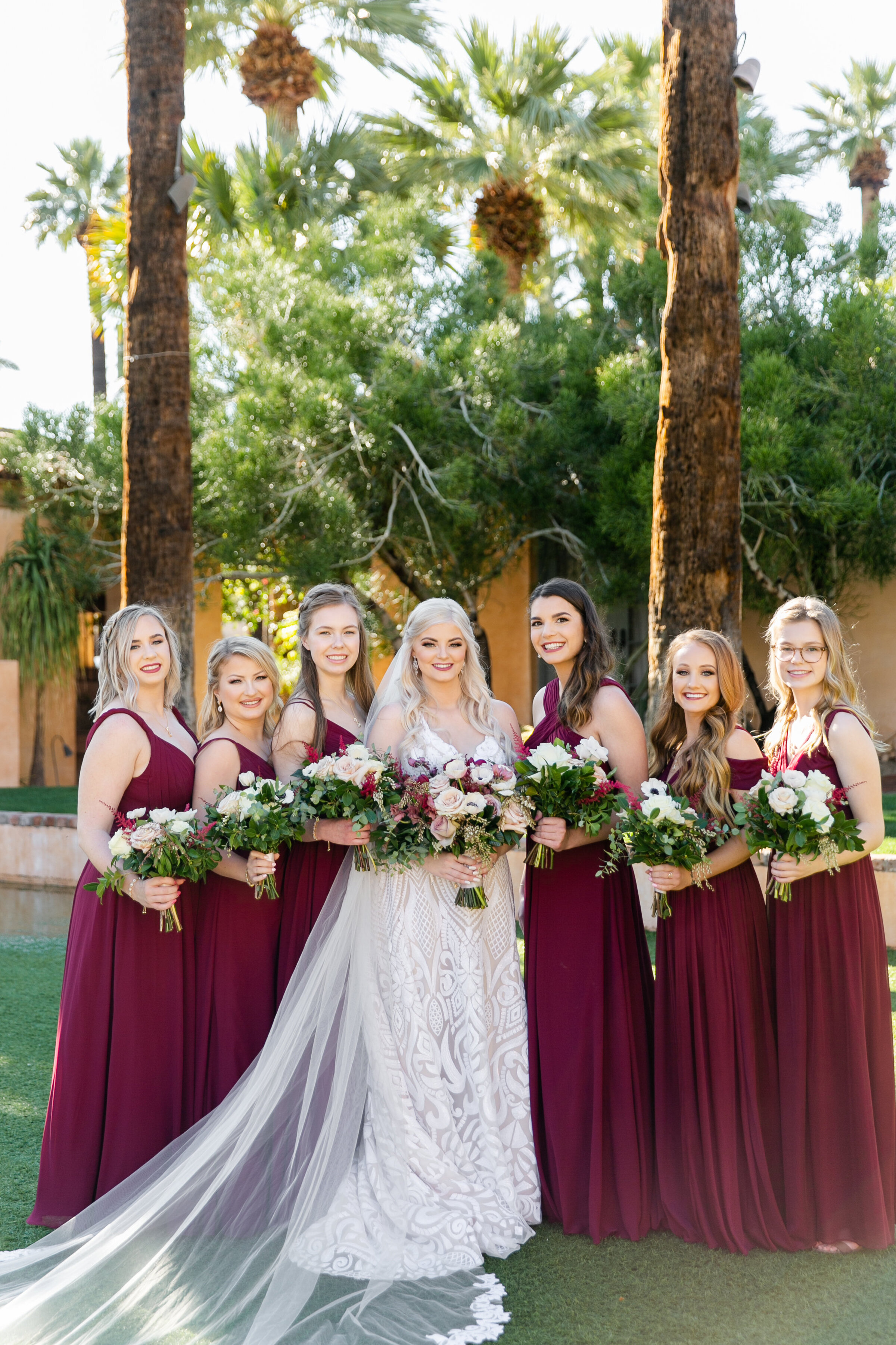 Karlie Colleen Photography - The Royal Palms Wedding - Some Like It Classic - Alex & Sam-203