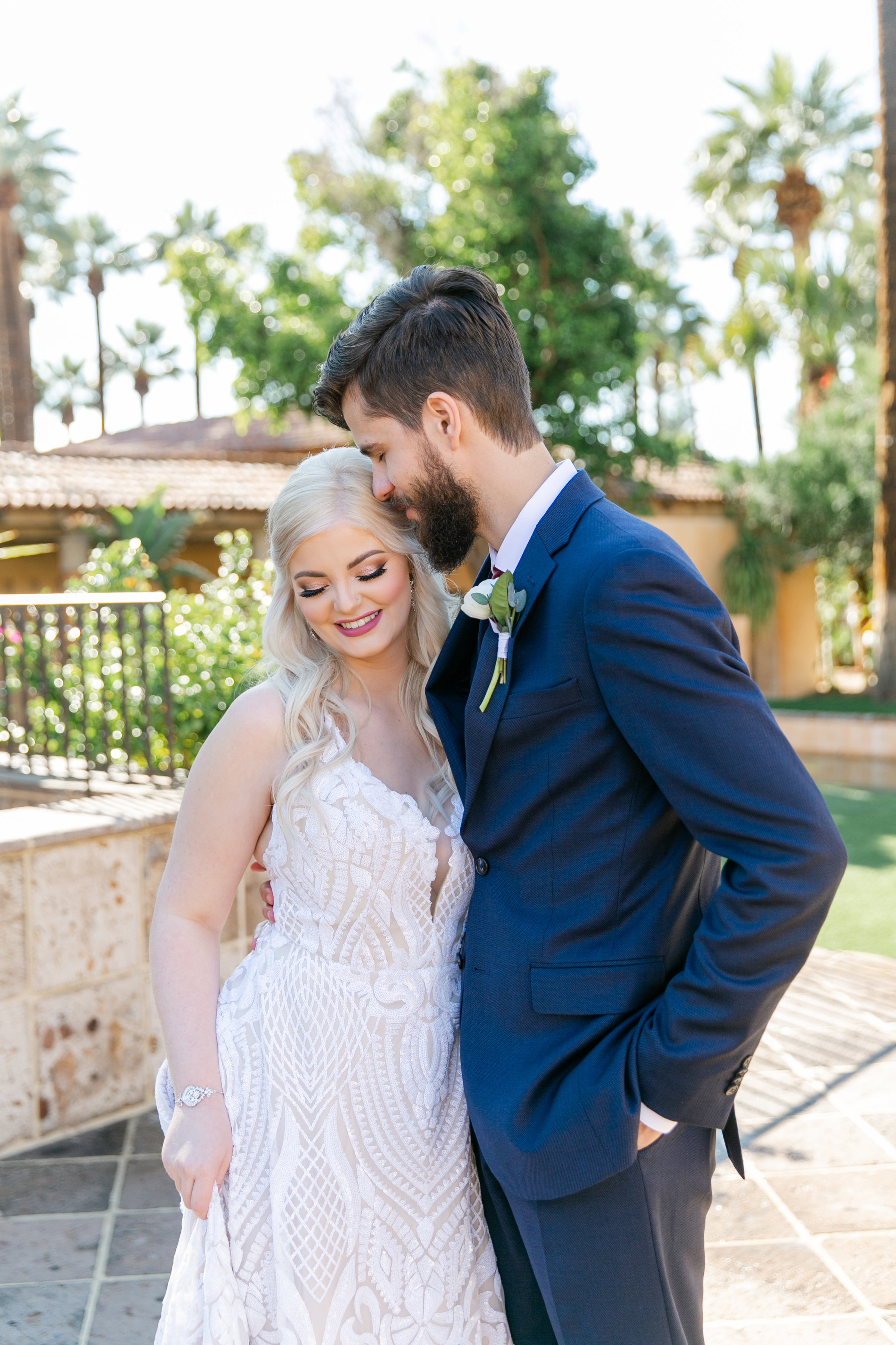 Karlie Colleen Photography - The Royal Palms Wedding - Some Like It Classic - Alex & Sam-129