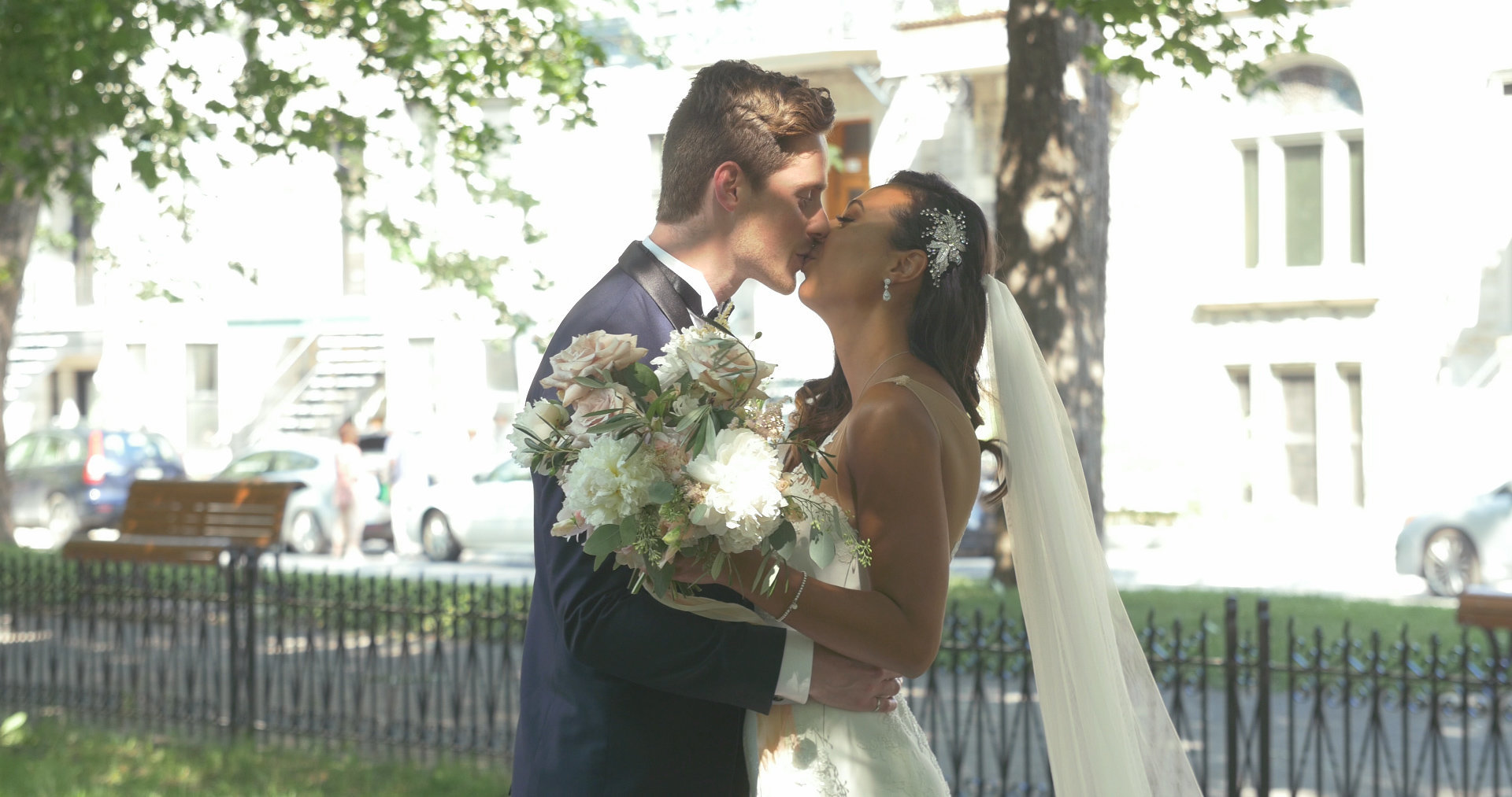 montreal wedding videography