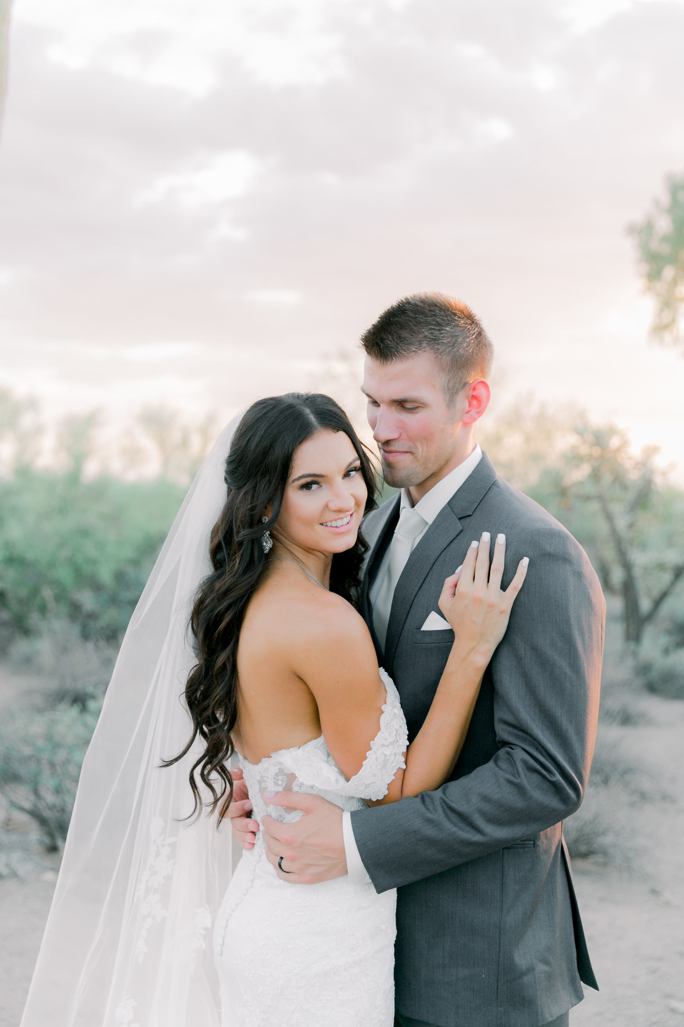 Karlie Colleen Photography - Arizona Wedding - The Paseo Venue - Jackie & Ryan -627