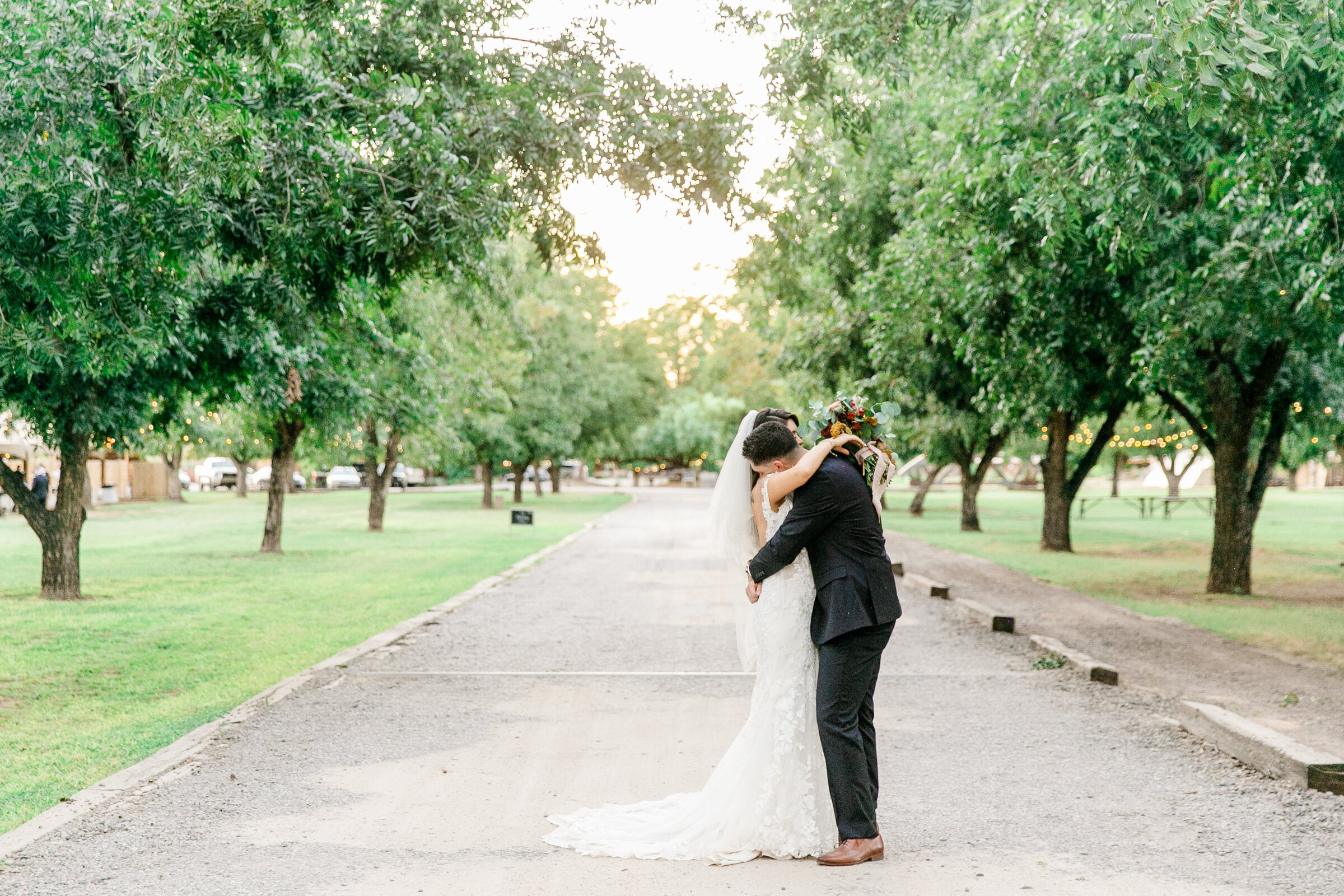 Karlie Colleen Photography - Phoenix Arizona - Farm At South Mountain Venue - Vanessa & Robert-709